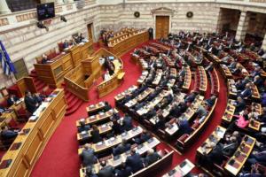 """Εκλογικός νόμος: Ζήτημα αντισυνταγματικότητας με το """"καλημέρα"""" από ΣΥΡΙΖΑ και ΚΙΝΑΛ"""