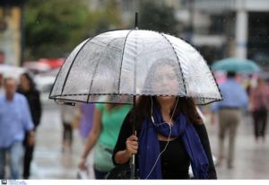 Καιρός σήμερα: Πού και πότε θα πέσουν τοπικές βροχές και σποραδικές καταιγίδες