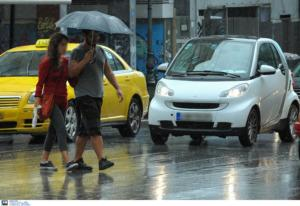 Καιρός αύριο: Έρχονται τοπικές βροχές και σποραδικές καταιγίδες