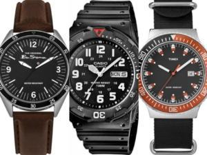 5 πανέμορφα ρολόγια που κοστίζουν λιγότερο και από το γέμισμα του ρεζερβουάρ!