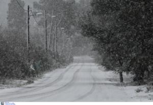 Καιρός Κλέαρχος Μαρουσάκης: Παγετός στο τέλος της εβδομάδας