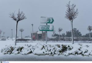 """Καιρός: """"Χιόνια τα ξημερώματα στην Αττική! Θα το στρώσει στα βόρεια προάστια"""""""