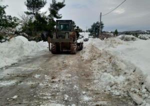 Καιρός: Στην κατάψυξη η Μακεδονία! Σε ποιους δρόμους παρατηρούνται προβλήματα
