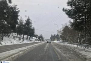 """Καιρός σήμερα: """"Ψυχρολουσία"""" με βροχές, χιόνια, μποφόρ και παγετό!"""