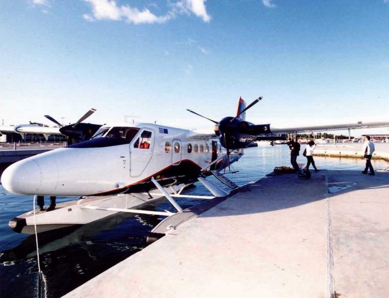 Σε θέση «απογείωσης» τα υδροπλάνα:Τα σχέδια επενδυτών για τα 100 υδατοδρόμια της χώρας