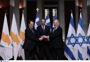 """La Stampa: Η Ρώμη """"στηρίζει τη συμφωνία για τον EastMed"""""""