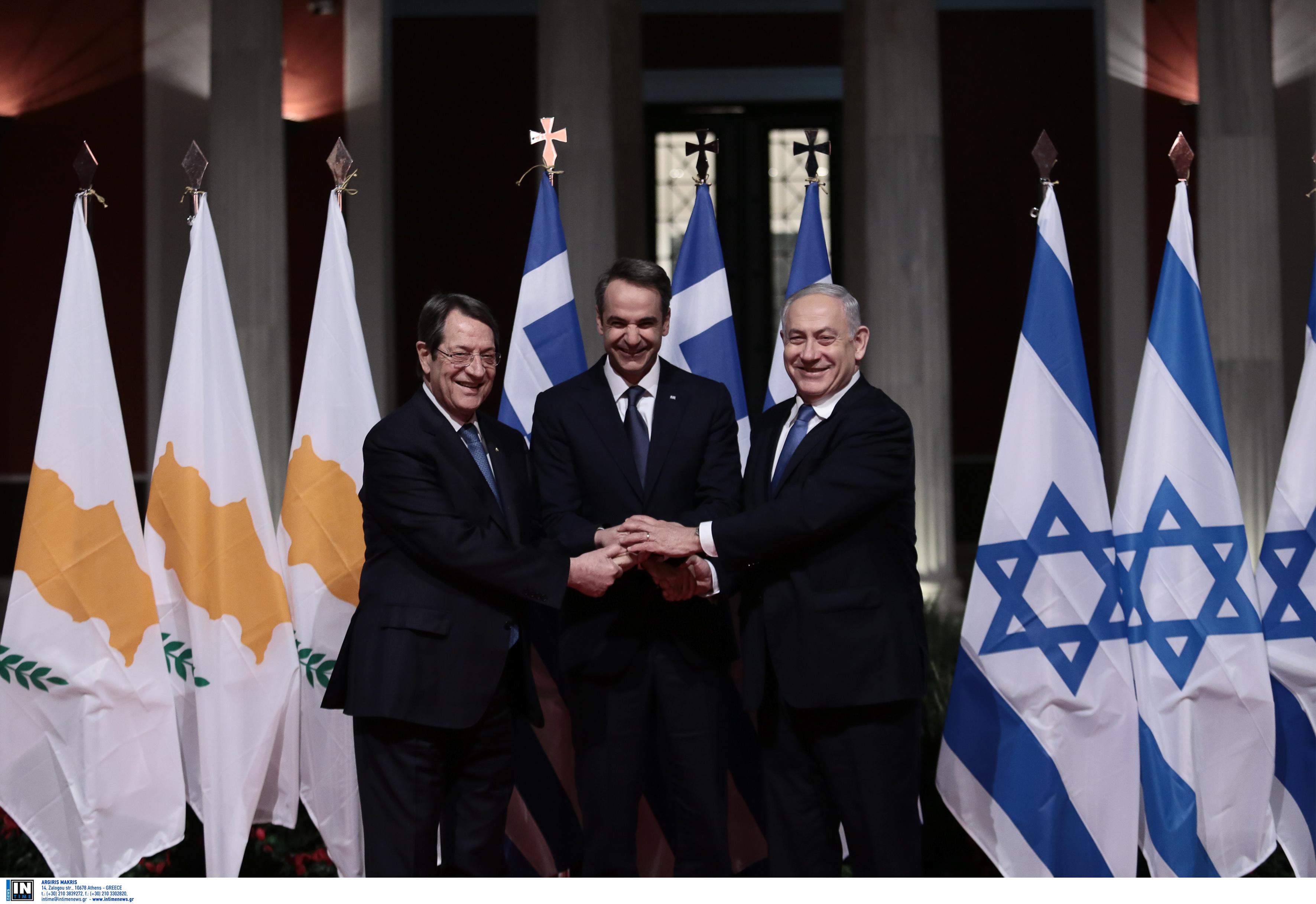 Eastmed: Νέα συμφωνία για διευκόλυνση της μεταφοράς φυσικού αερίου – Ο ρόλος της Ελλάδας