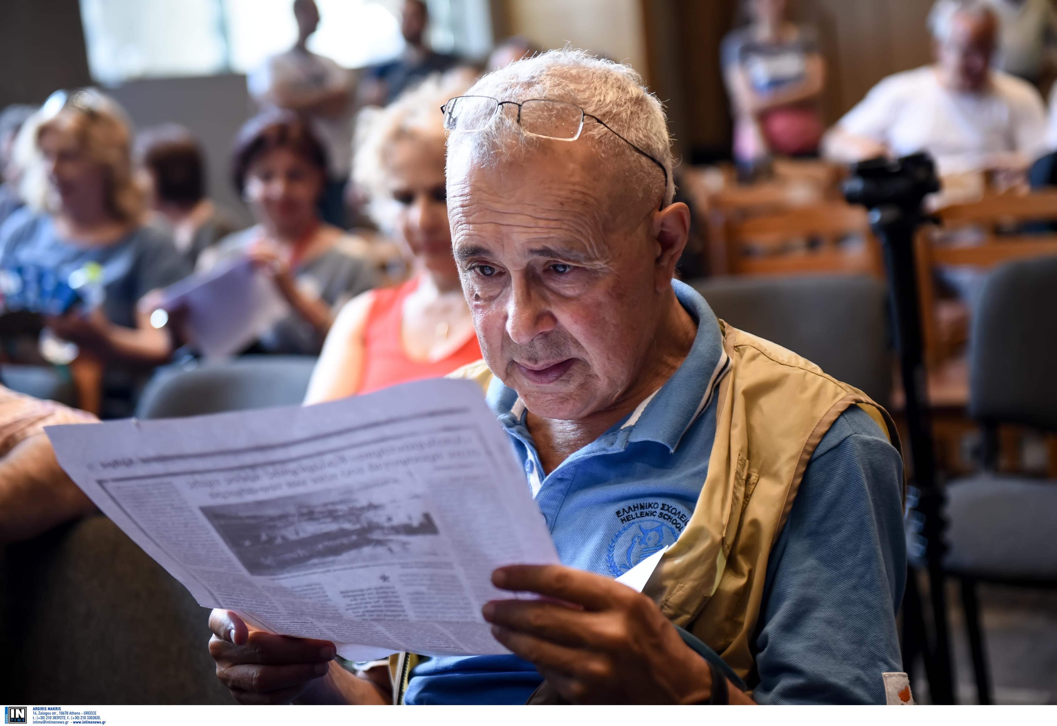 Θεσσαλονίκη: Επιμένει στην Πατουλίδου ο Κώστας Ζουράρις και εξηγεί γιατί δεν ψήφισε για Πρόεδρο της Δημοκρατίας!