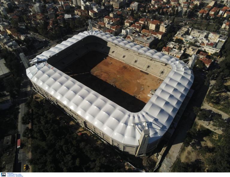 """ΑΕΚ: """"Κανένα πρόβλημα με το γήπεδο, σύντομα οι υπογραφές"""" δήλωσε ο Υφυπουργός Περιβάλλοντος"""