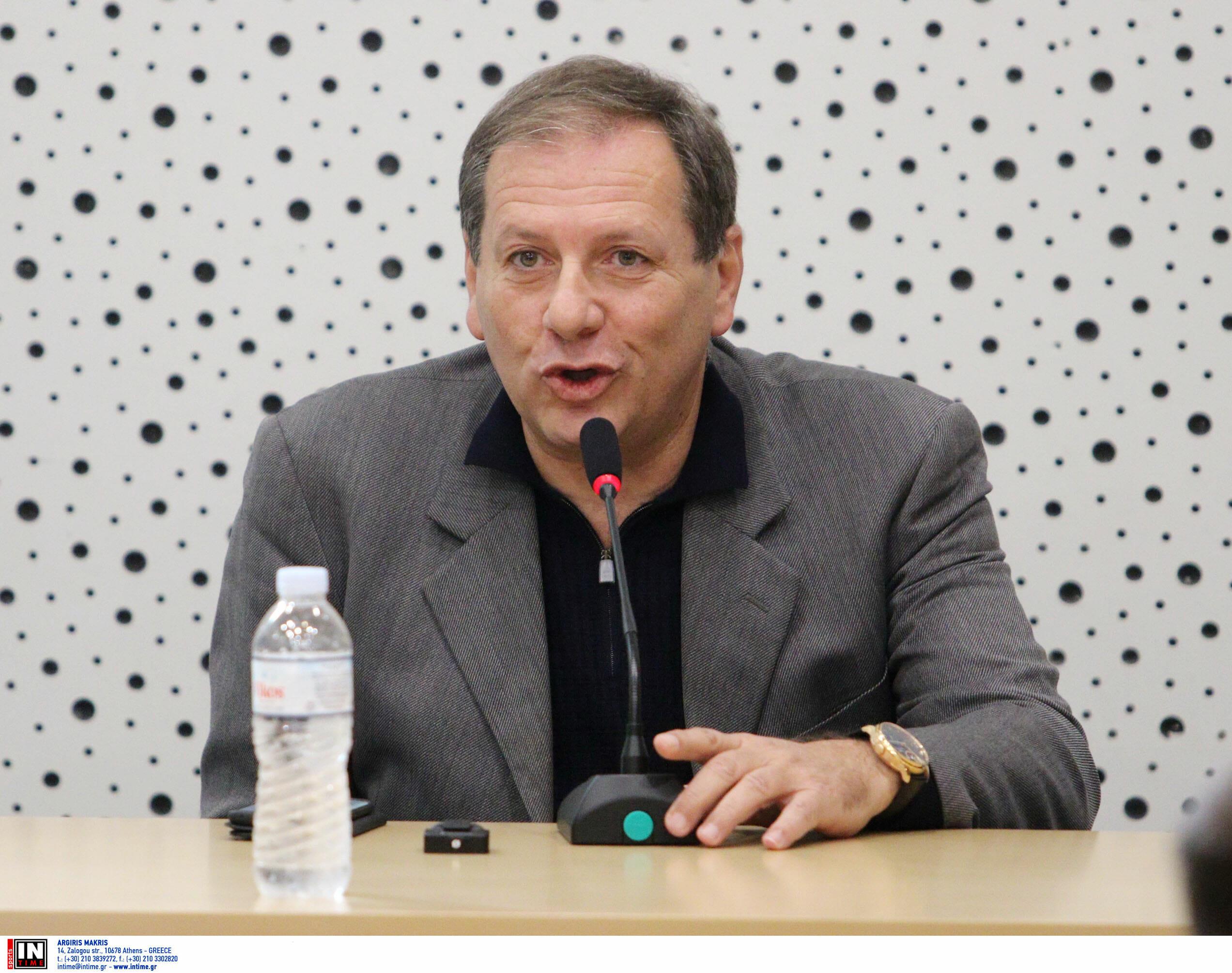 """ΑΕΚ – Αγγελόπουλος: """"Στο νέο μας γήπεδο στο ξεκίνημα της επόμενης σεζόν"""""""
