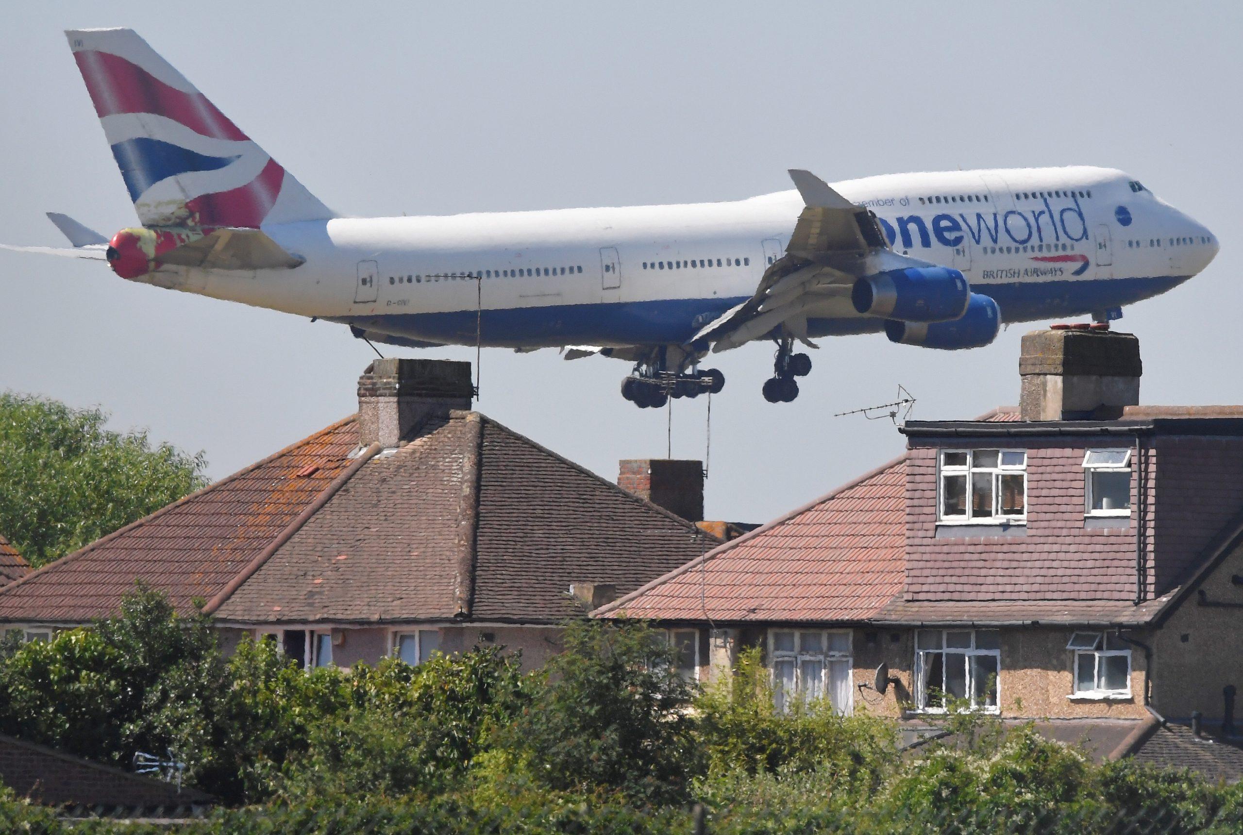Κοροναϊός: Ακυρώθηκαν όλες οι πτήσεις της British Airways προς την Κίνα