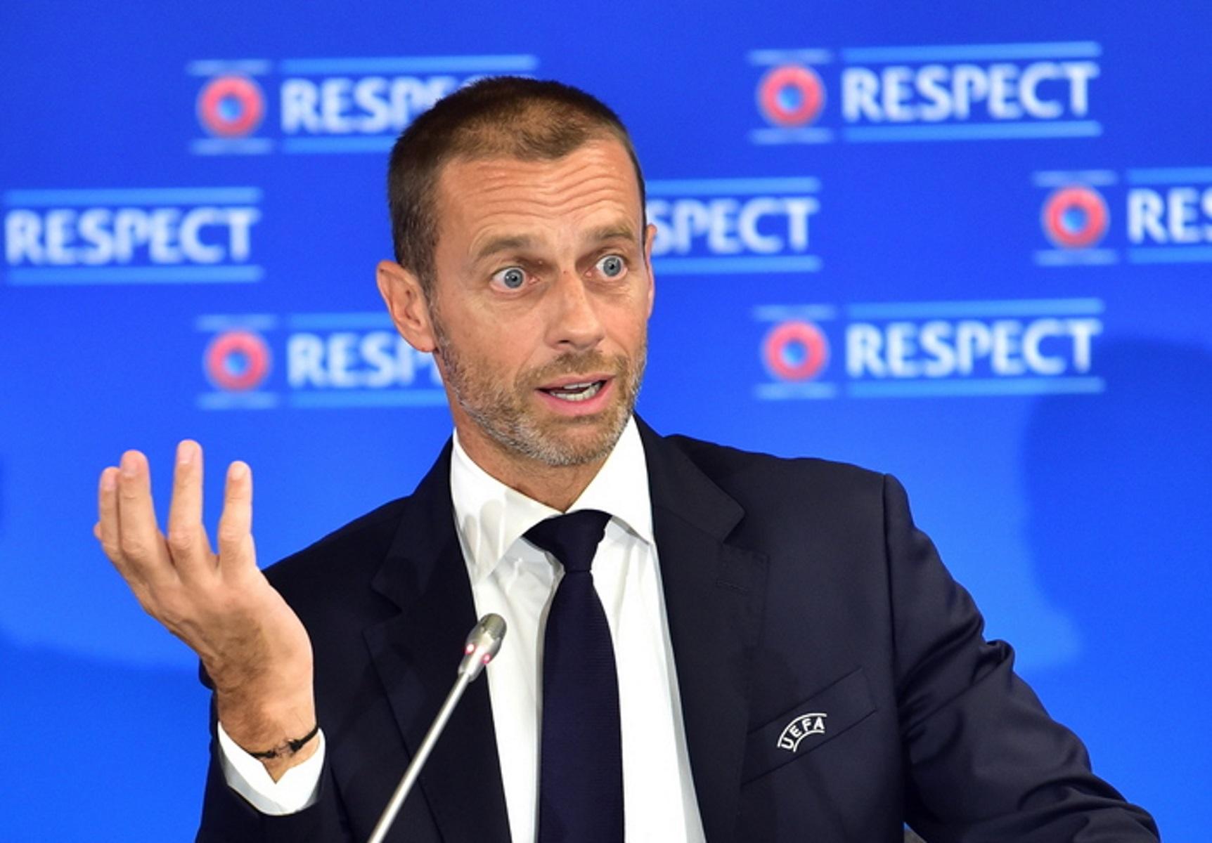 Συναντήθηκαν Γεραπετρίτης – Τσέφεριν! Έρχεται στην Ελλάδα ο πρόεδρος της UEFA μετά από πρόσκληση του Μητσοτάκη