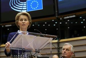 Συγκίνησαν Ντερ Λάιεν και Κυριακίδου: Σχέδιο καταπολέμησης του καρκίνου εκπονεί η ΕΕ