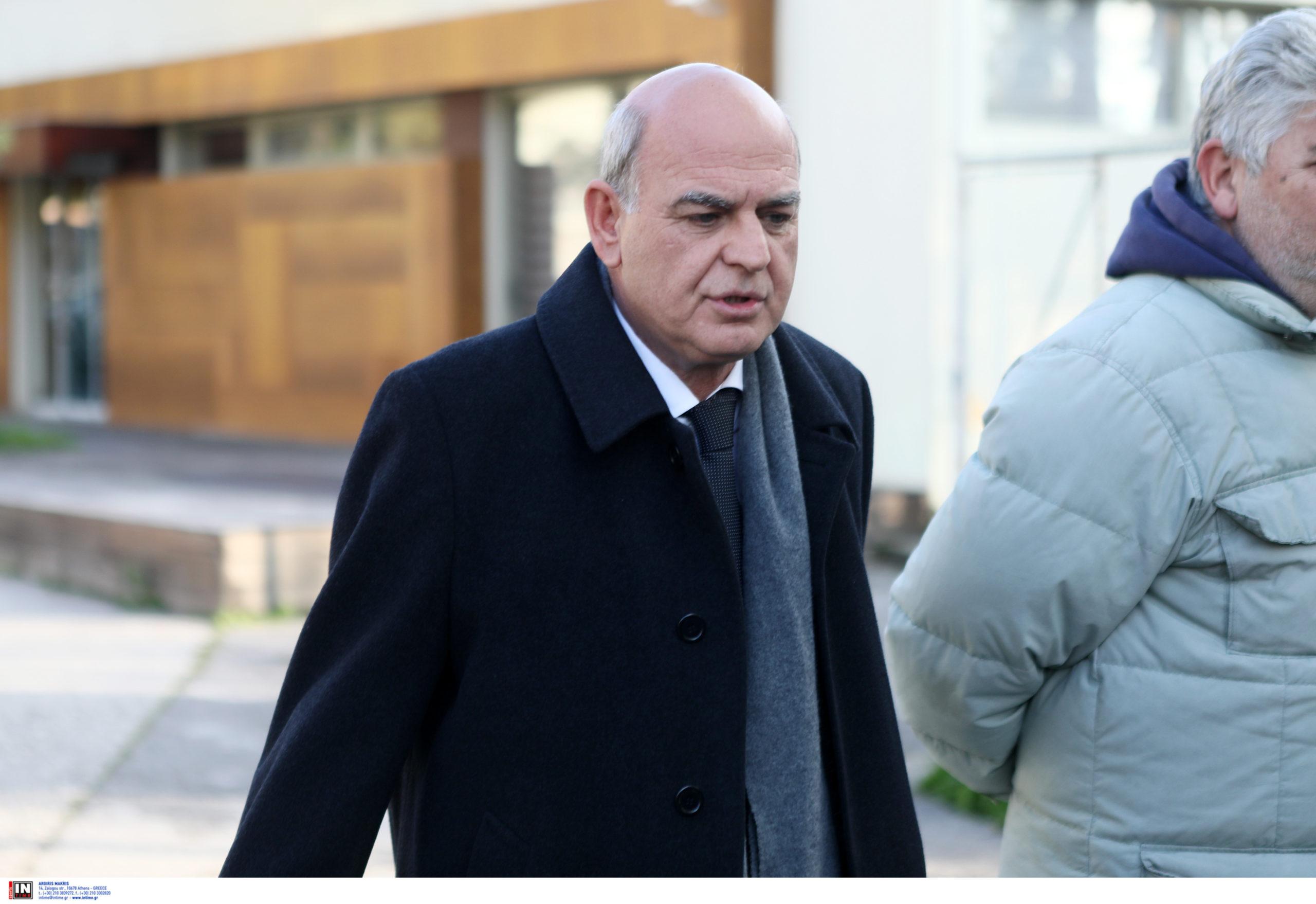 ΕΠΟ: Στη Νιόν ο Γραμμένος για συνάντηση με τον πρόεδρο της UEFA