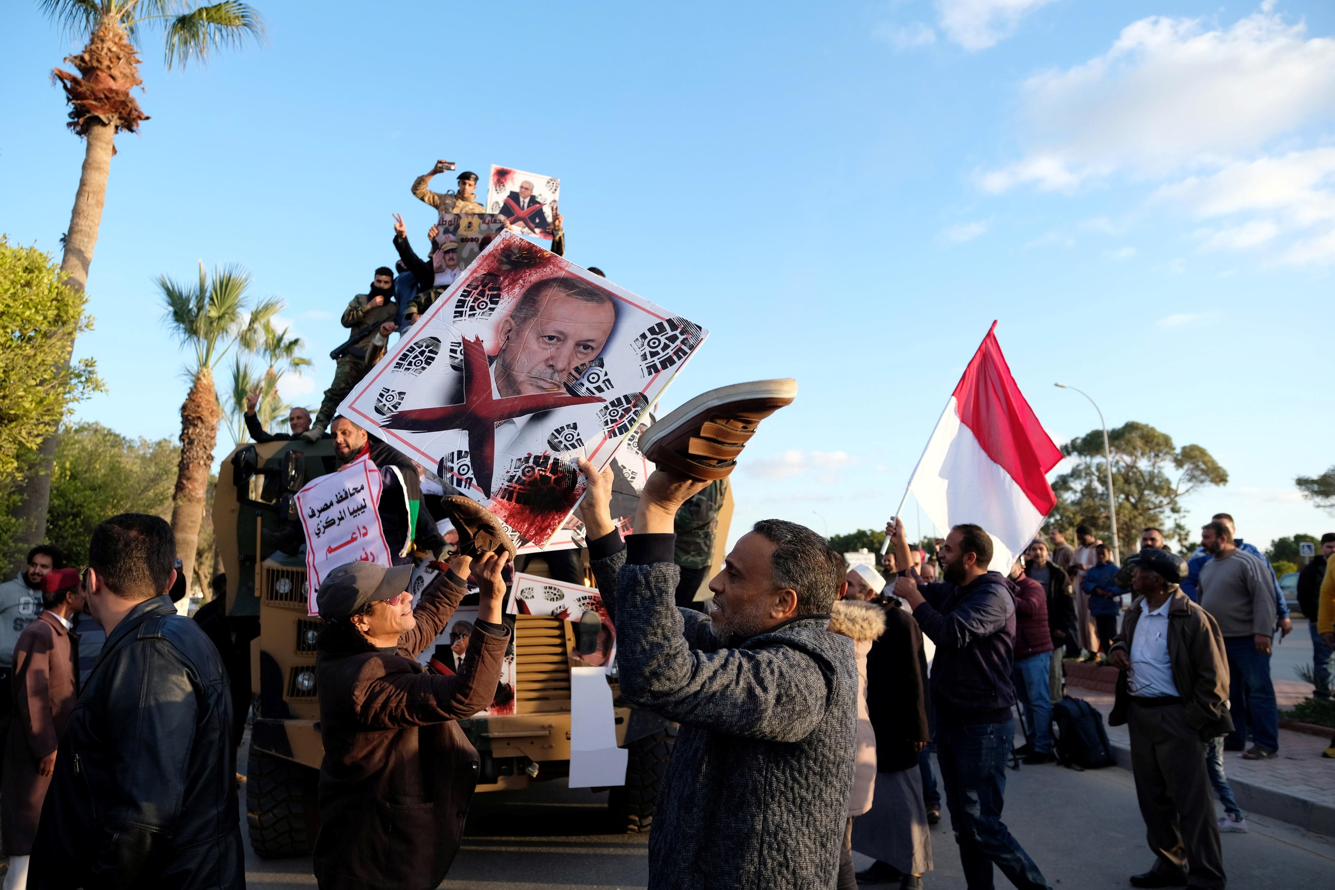 Λιβύη: Να φύγουν οι μισθοφόροι ζητά τροποποιημένο σχέδιο του ΟΗΕ
