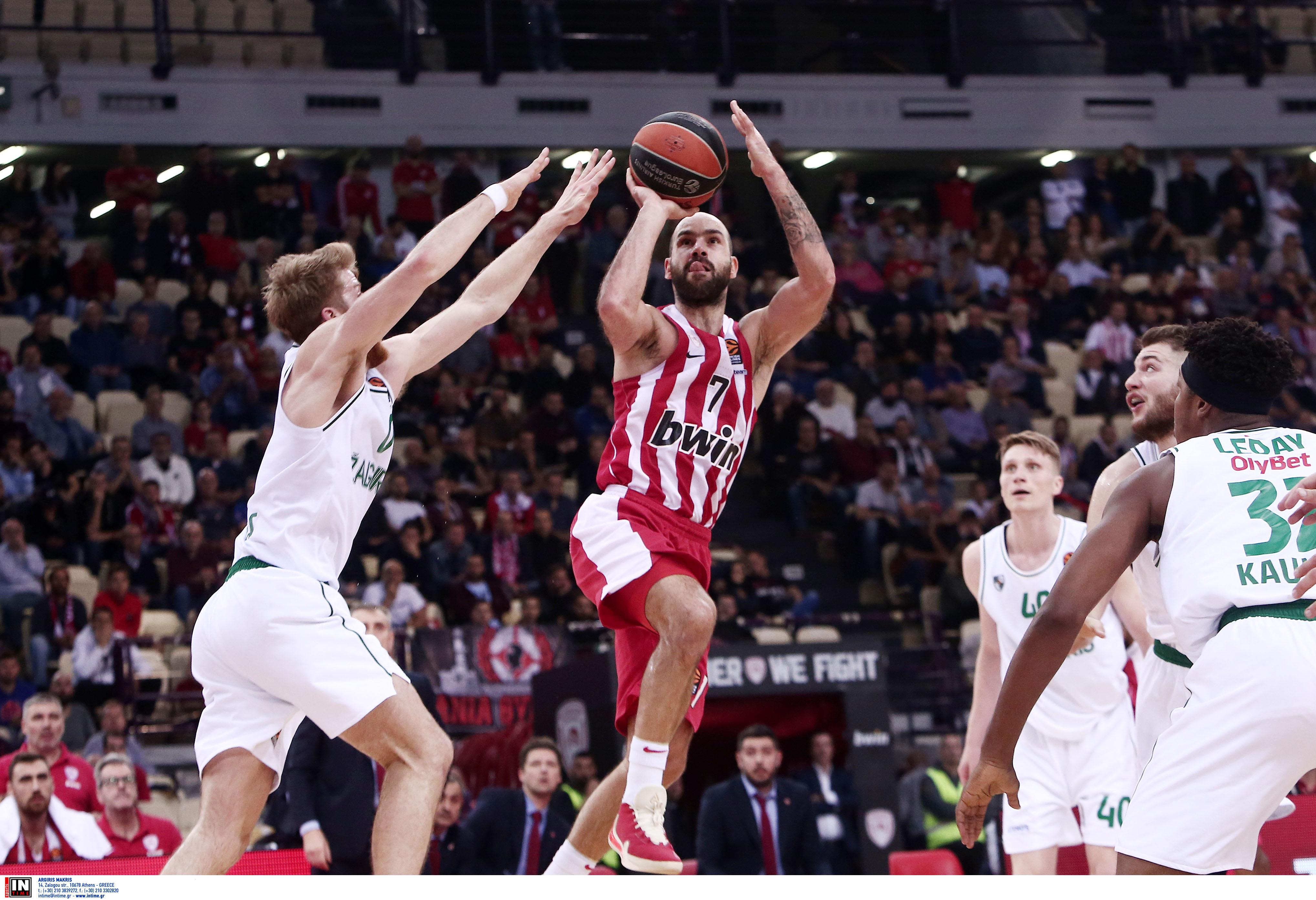 """Ζαλγκίρις – Ολυμπιακός: Άλλος ένας… τελικός για τους """"ερυθρόλευκους"""" στο Κάουνας!"""