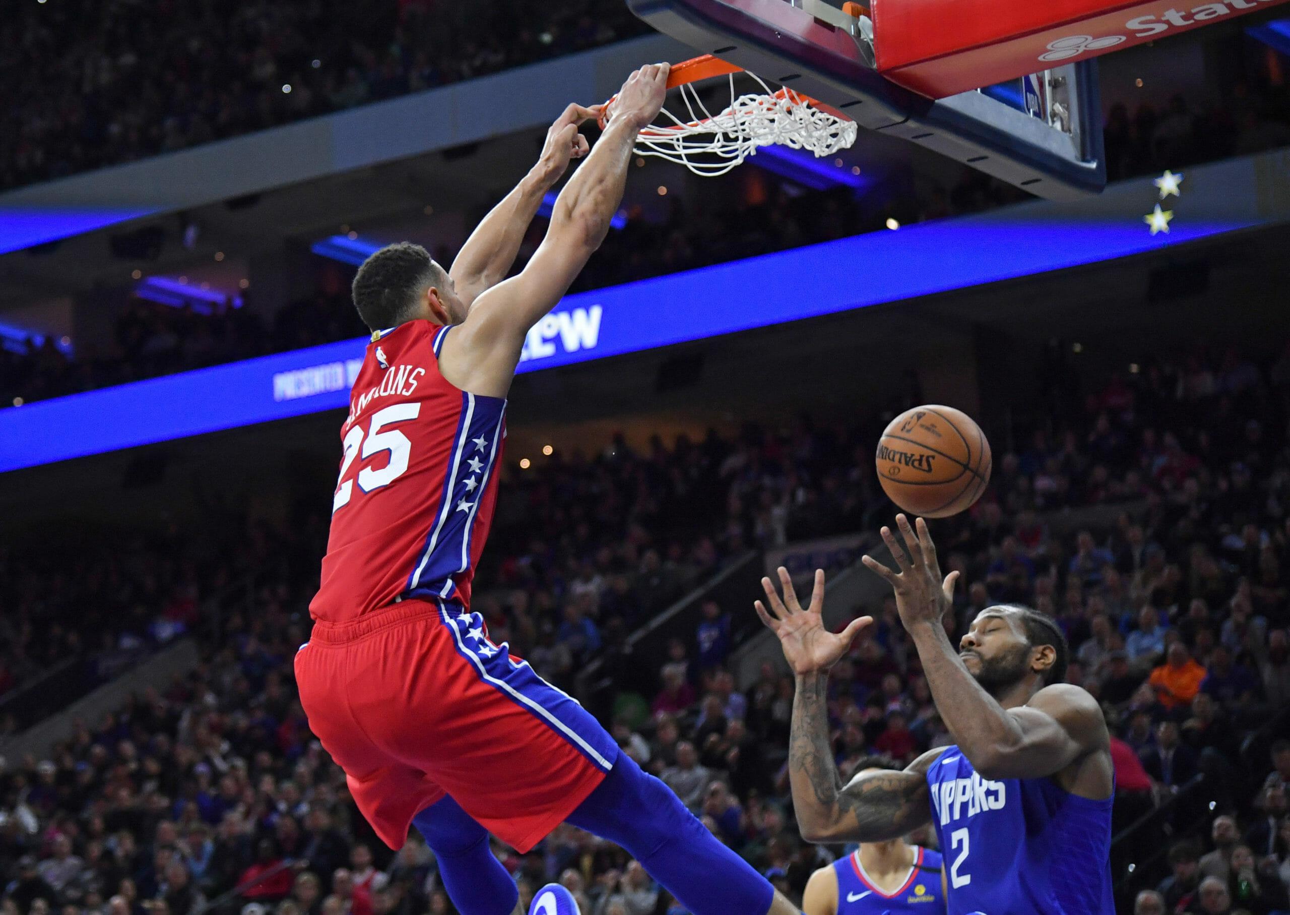 NBA: Οριστικά πρώτοι στην Ανατολή οι Σίξερς – Οι Ρόκετς «έμπλεξαν» τους Κλίπερς
