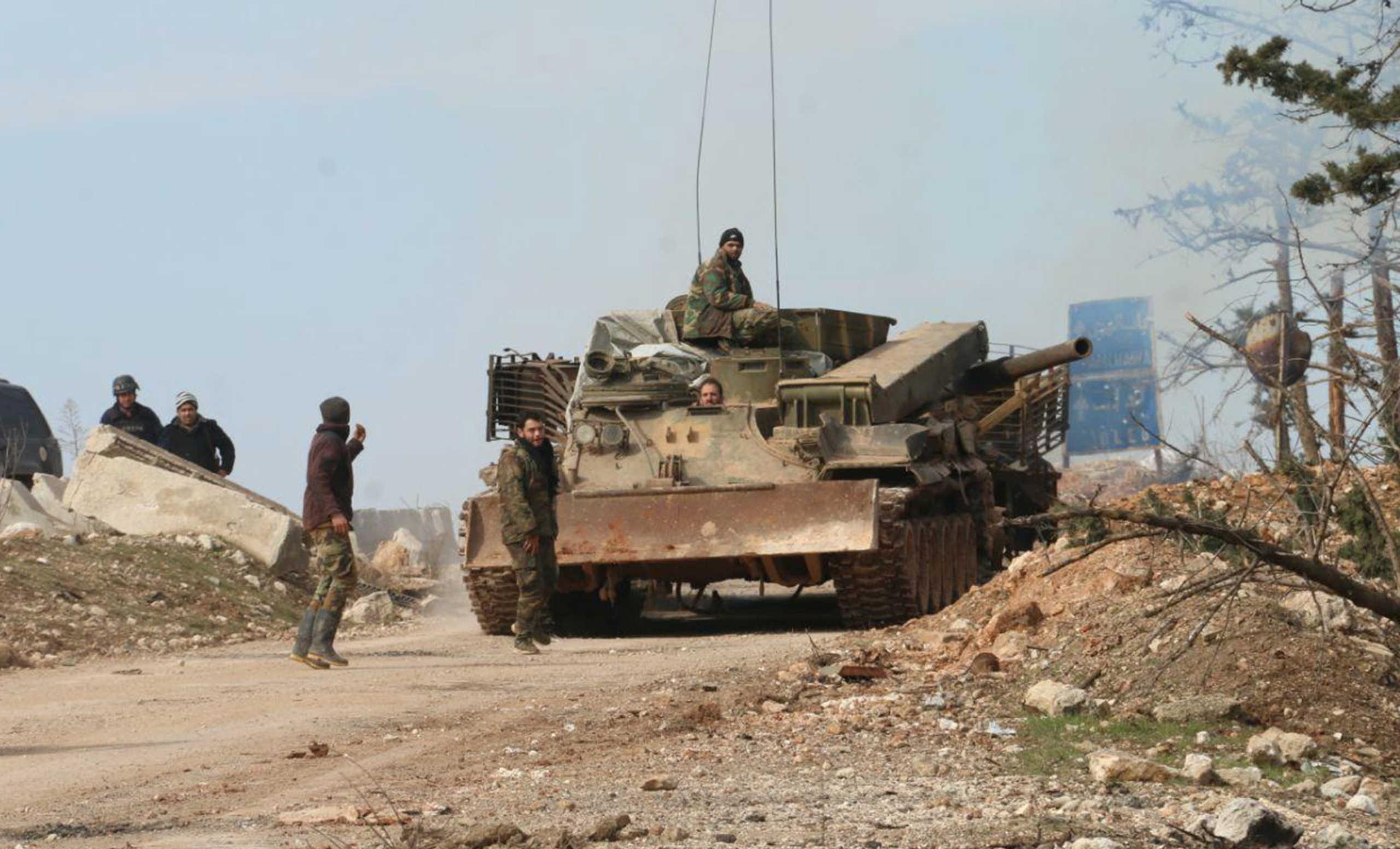 Μπρα ντε φερ Πούτιν και Ερντογάν στη Συρία! «Θα έχετε άσχημο τέλος»