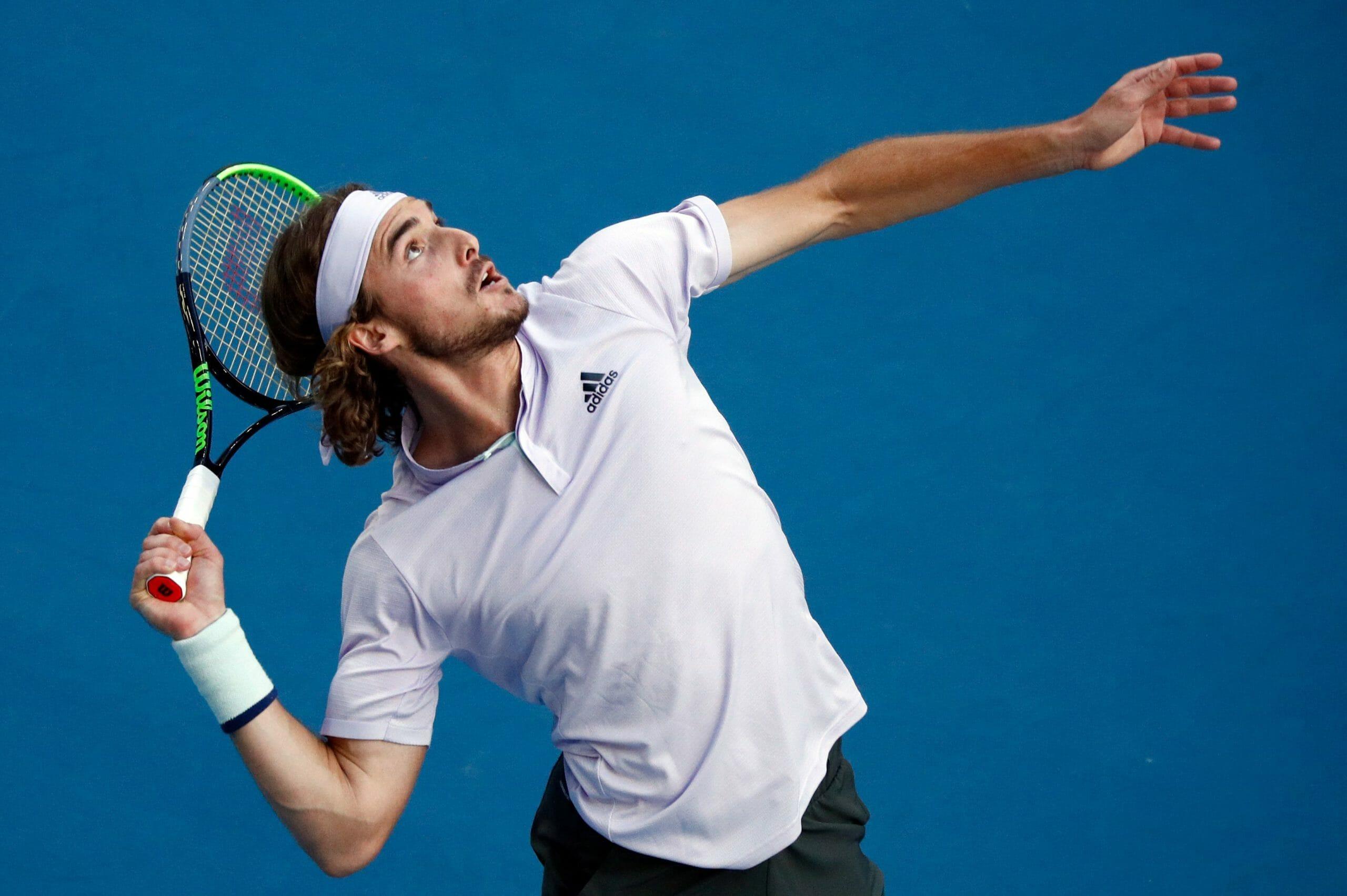 """Μετά τα μεσάνυχτα η """"μάχη"""" του Τσιτσιπά στο US Open"""