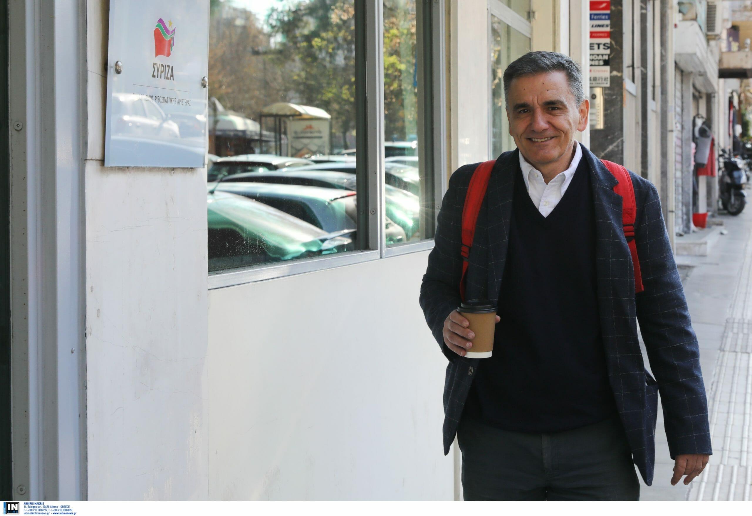 """Τσακαλώτος για το όνομα του ΣΥΡΙΖΑ: Δεν μου αρέσει το """"συμμαχία"""" θα προτιμούσα """"συσπείρωση"""""""