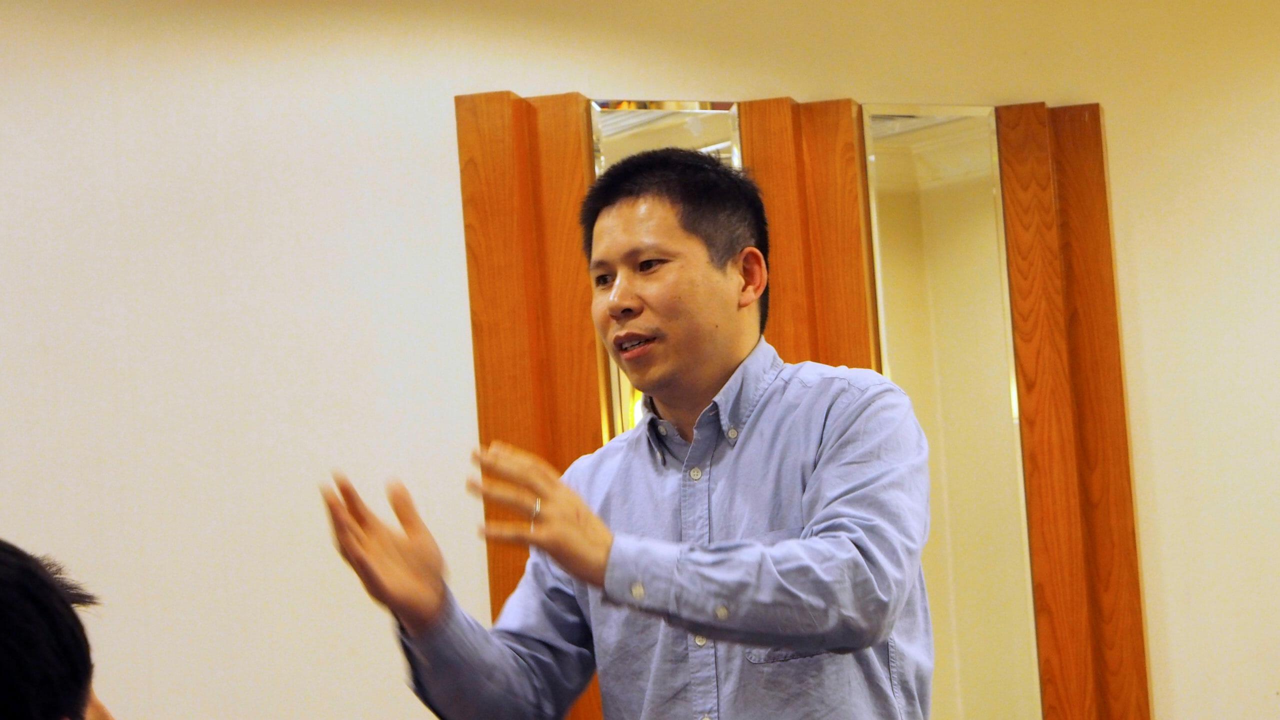 Κοροναϊός: Στην φυλακή διάσημος Κινέζος ακτιβιστής