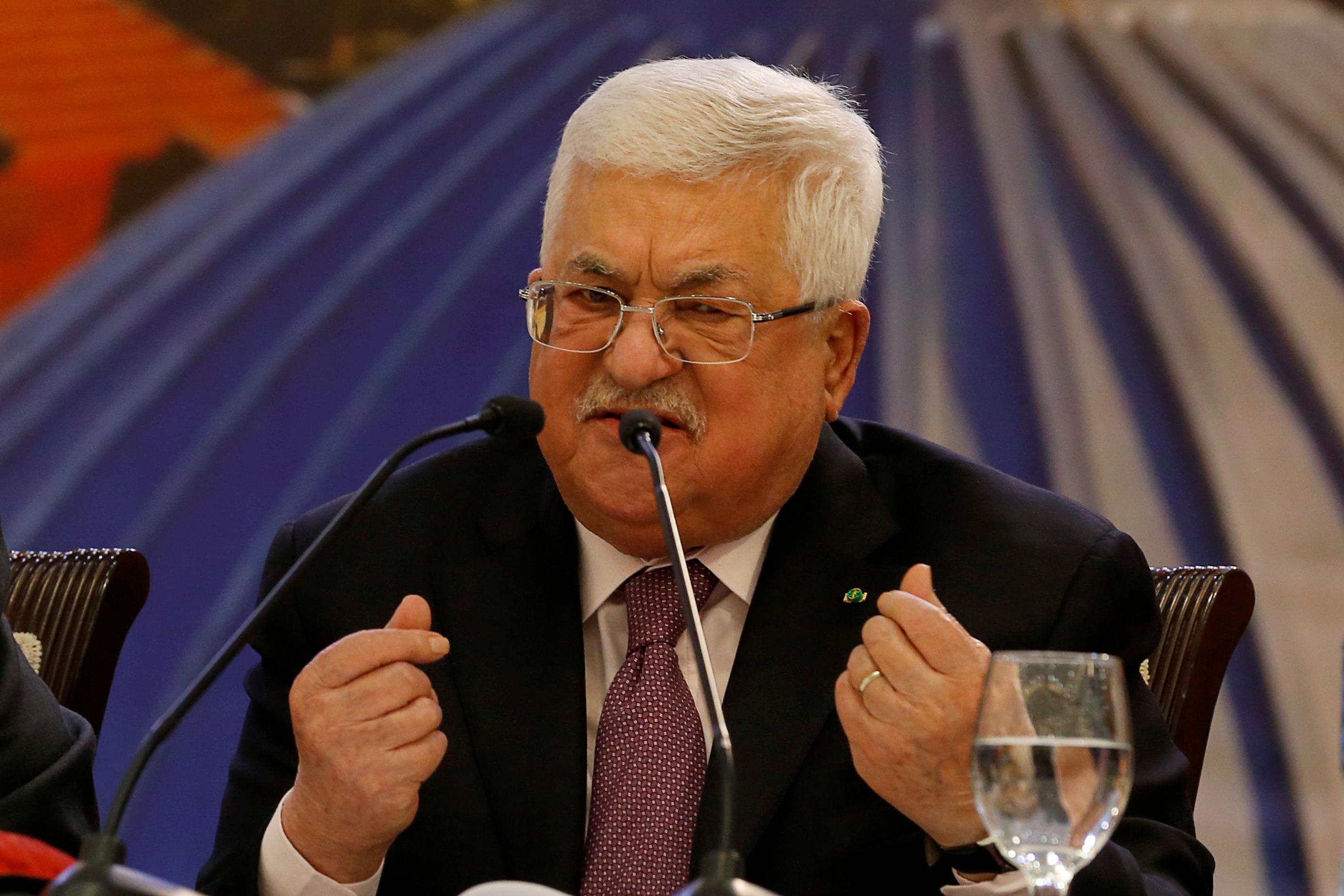 Ο Αραβικός Σύνδεσμος πέταξε στα... σκουπίδια το σχέδιο Τραμπ - Τέλος οι σχέσεις με ΗΠΑ και Ισραήλ, ανακοίνωσε ο Αμπάς