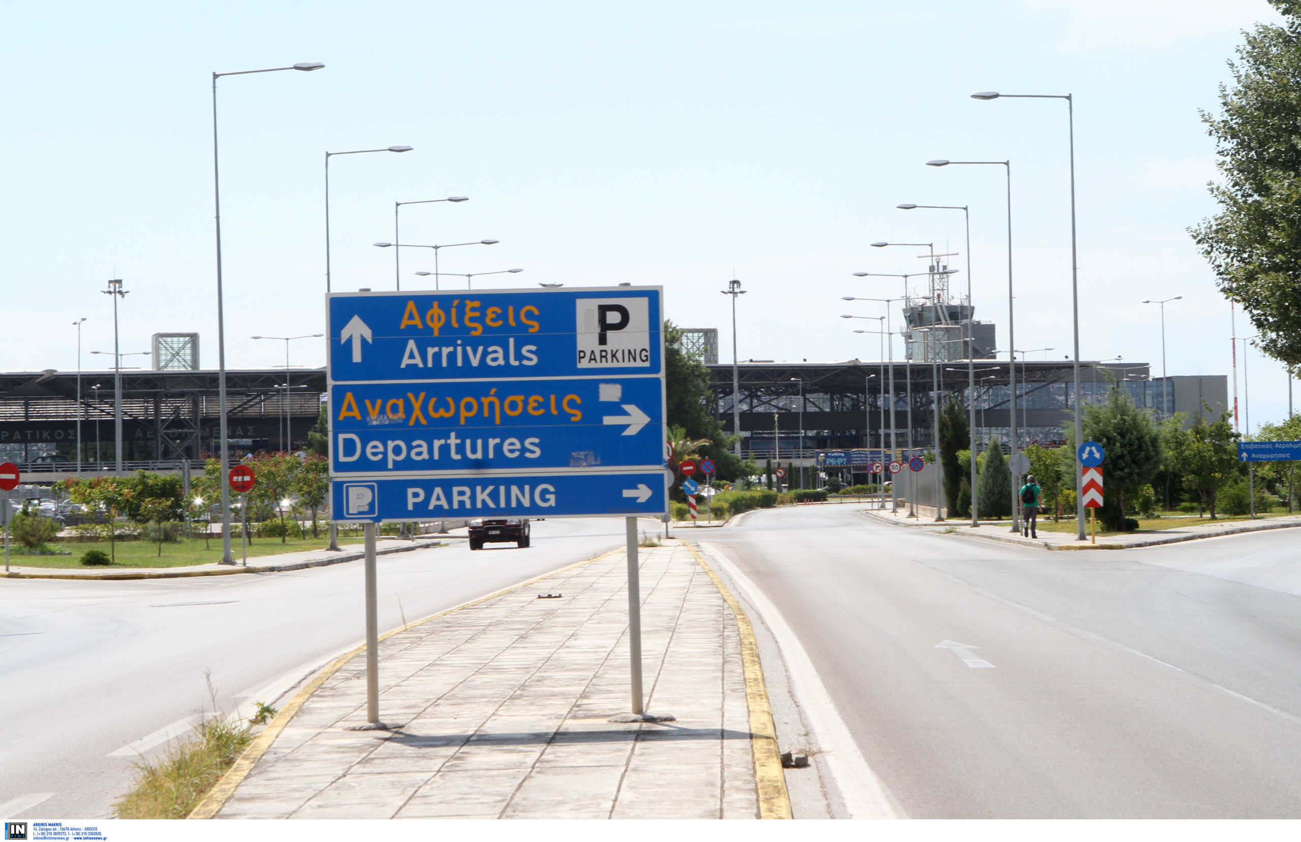 Θεσσαλονίκη: Απολυμαίνουν το αεροσκάφος της Ryanair τέσσερις ημέρες μετά το κρούσμα κορονοϊού!