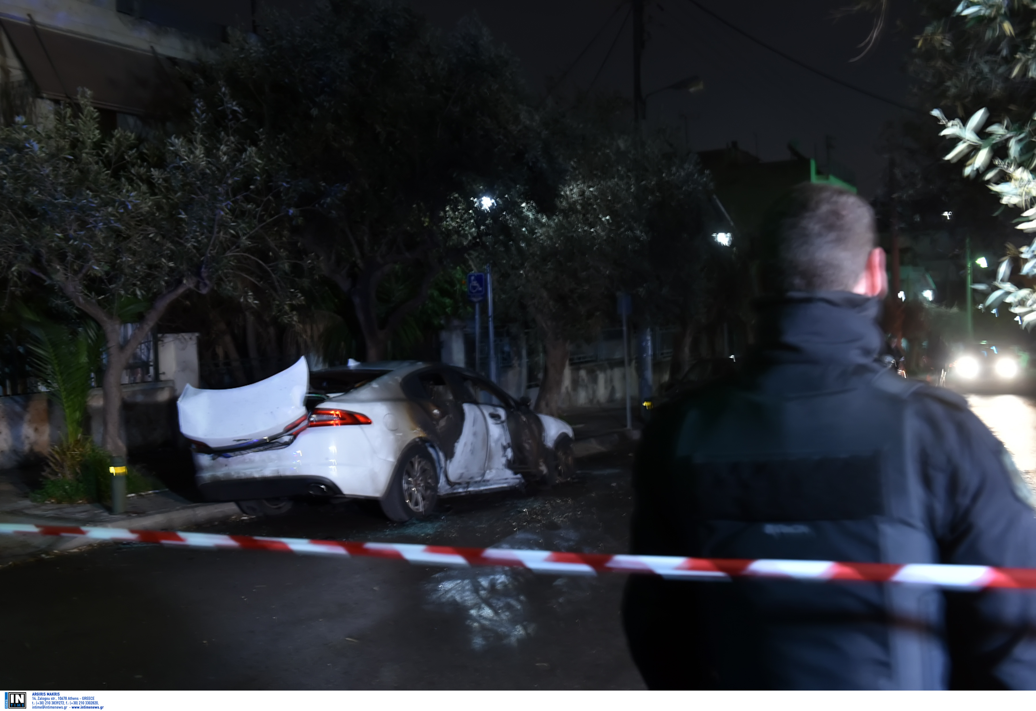 """Σοκαρισμένος ο εκδότης μετά την έκρηξη στο αυτοκίνητό του! """"Προφανώς ήξεραν που είμαστε"""""""
