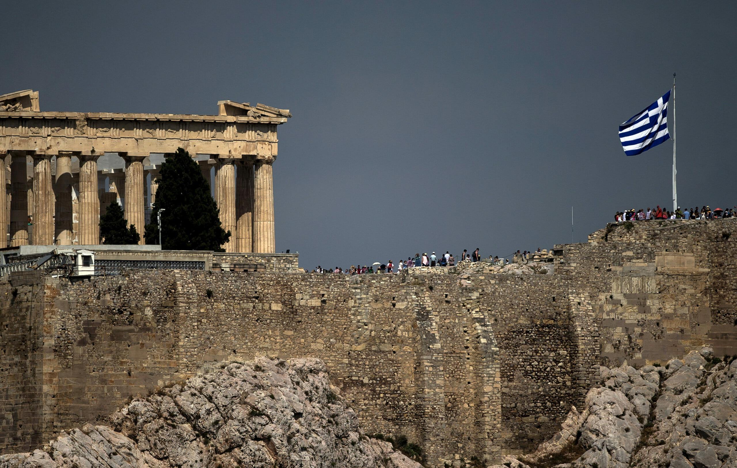 Μία σταγόνα ιστορία: Η διάσημη (και άγνωστη πια) Παναγιά η Αθηνιώτισσα