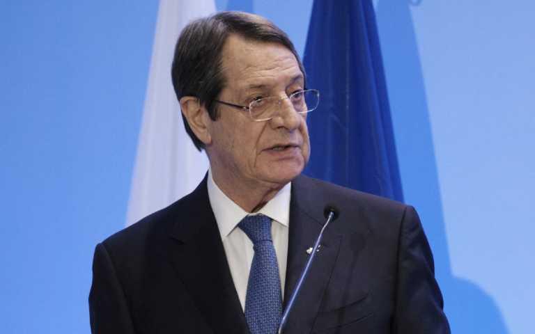 Τηλεφωνική επικοινωνία Αναστασιάδη – Τζόνσον: Στο επίκεντρο η Ανατολική Μεσόγειος