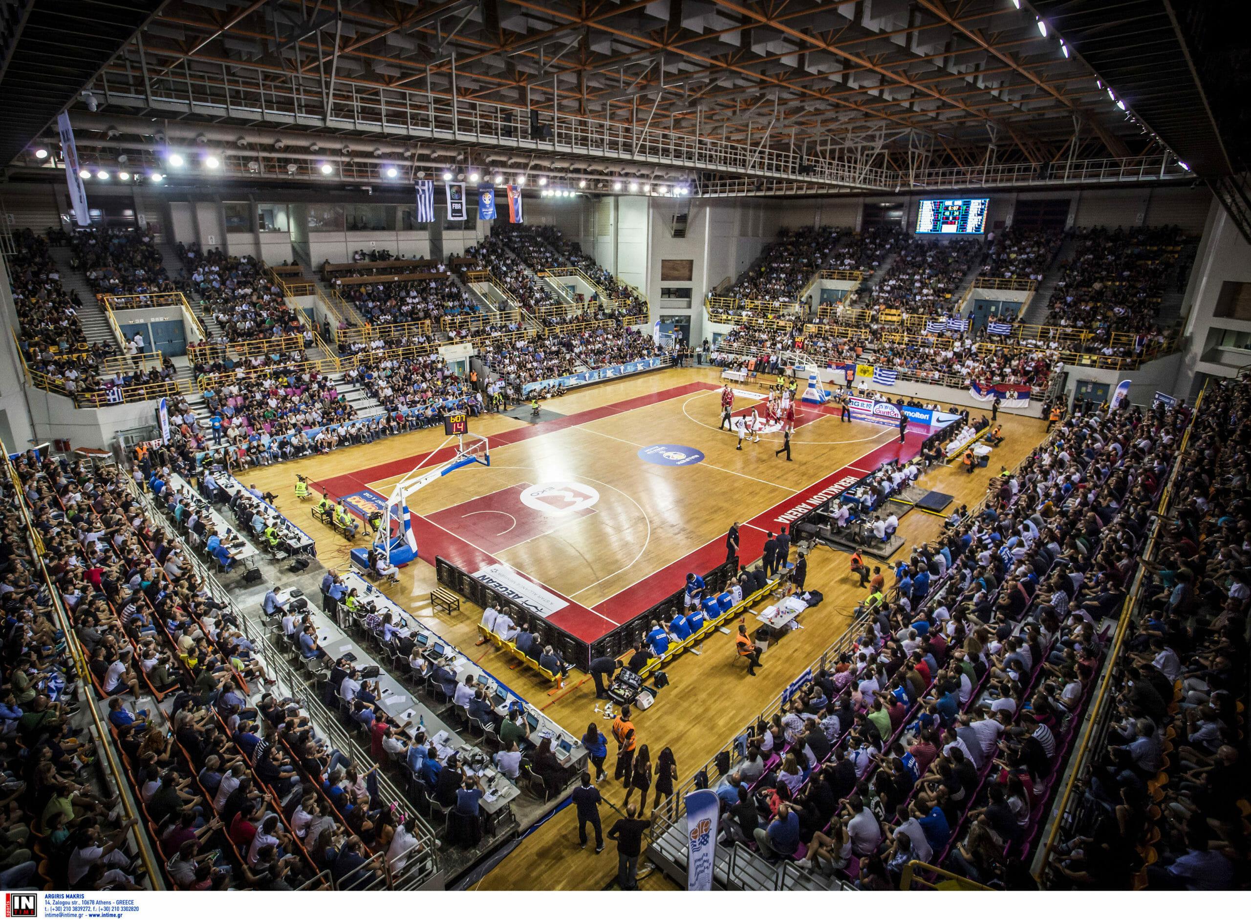 Κύπελλο Ελλάδας: Έκτακτα μέτρα για τον τελικό στο Ηράκλειο!