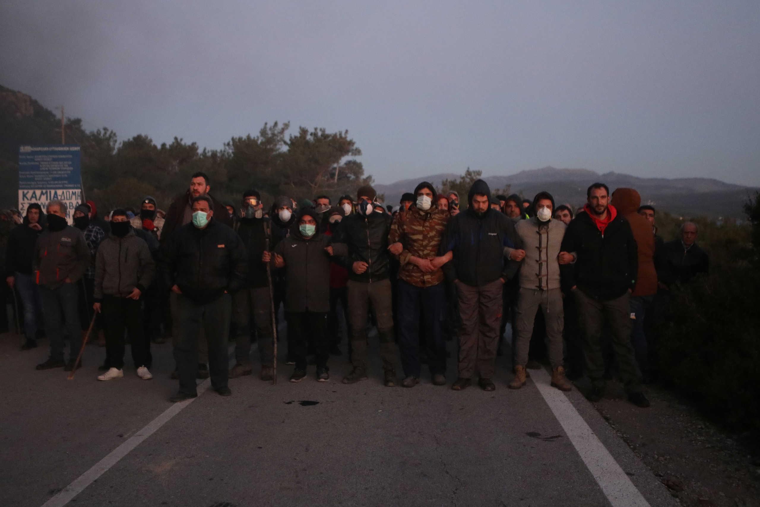Απεργία αύριο στα νησιά του Βορείου Αιγαίου