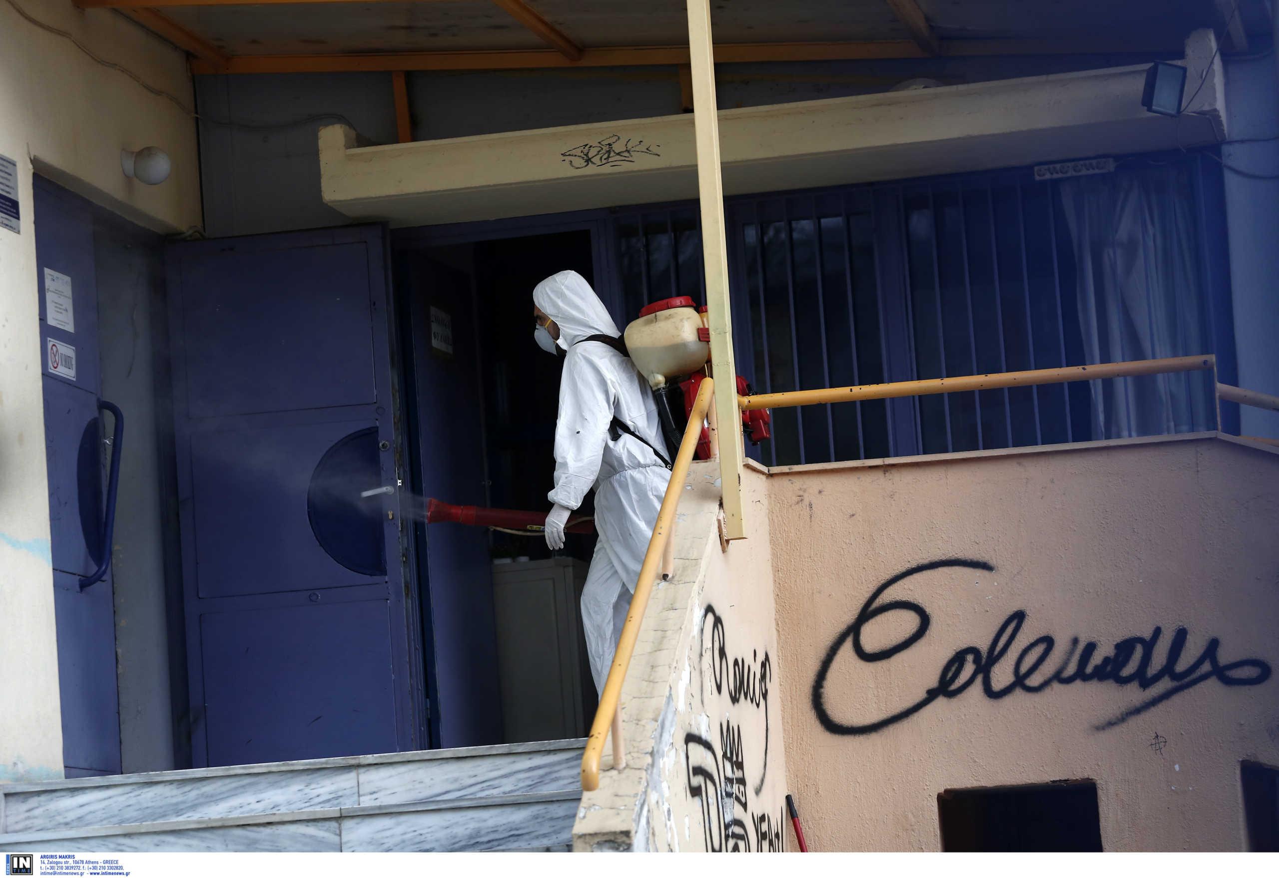 Κορονοϊός: Απολυμάνσεις σε σχολεία, παιδικούς σταθμούς και δημοτικά κτίρια στον δήμο Ιλίου