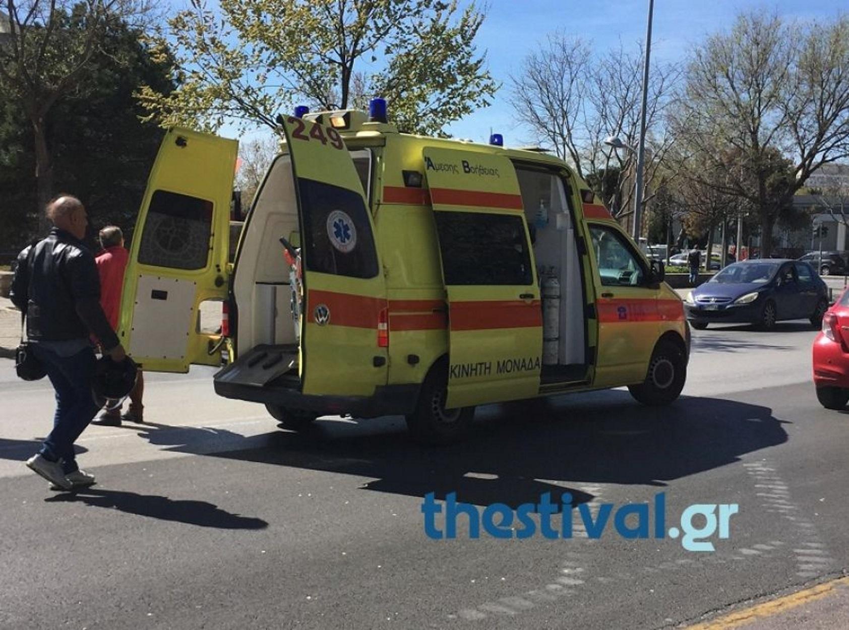 Θανατηφόρο τροχαίο στη Θεσσαλονίκη με θύμα έναν 94χρονο - Παρασύρθηκε από ΙΧ που οδηγούσε 22χρονος