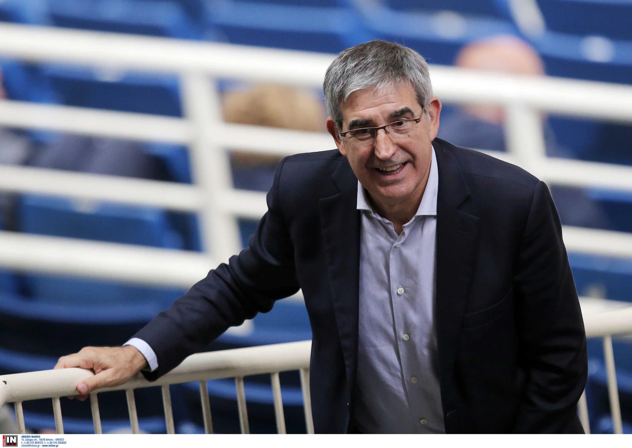 """Μπερτομέου: """"Η Euroleague πρέπει να ολοκληρωθεί"""""""