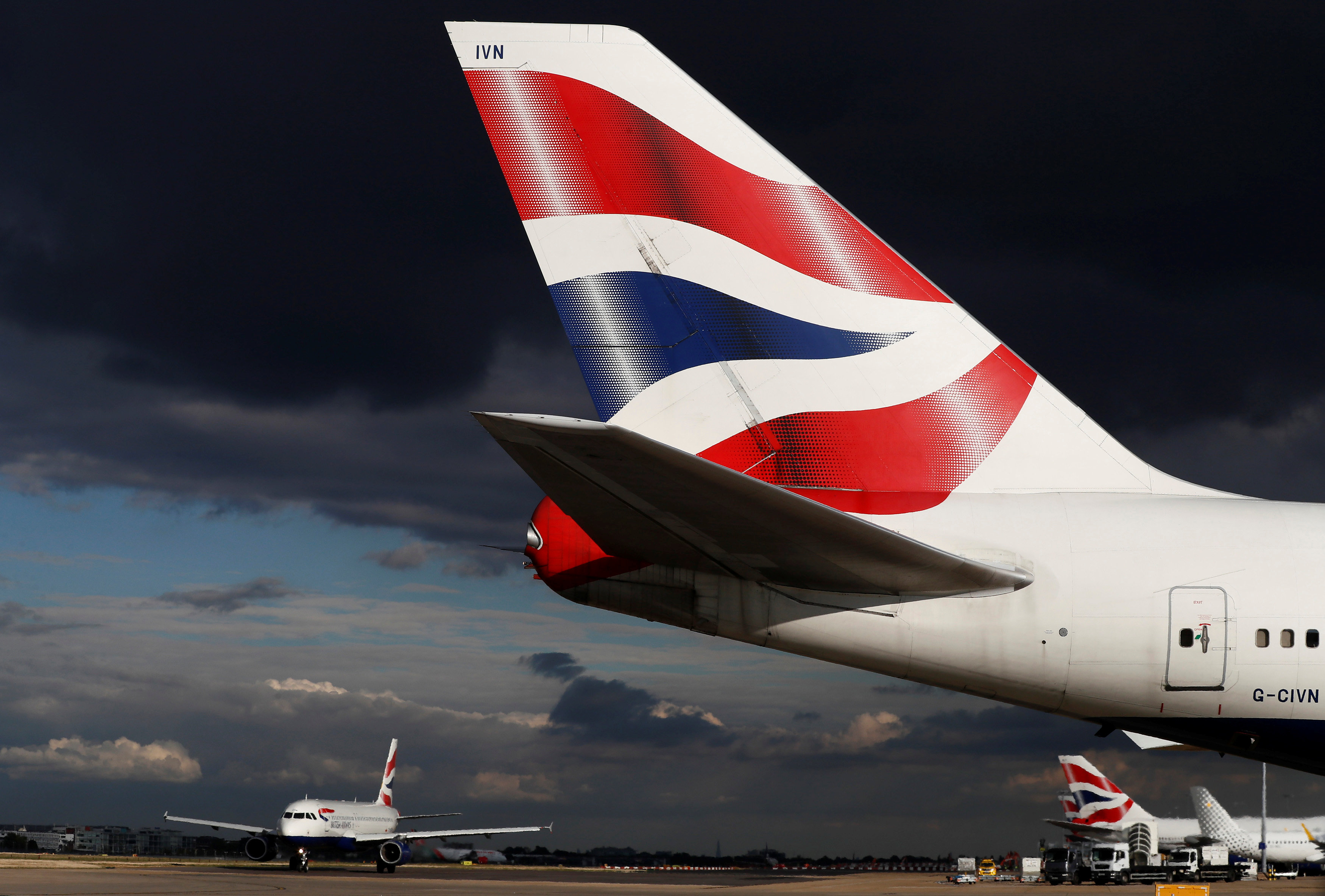 British Airways: Ανακοίνωσε ότι σκοπεύει να απολύσει μέχρι και 12.000 υπαλλήλους