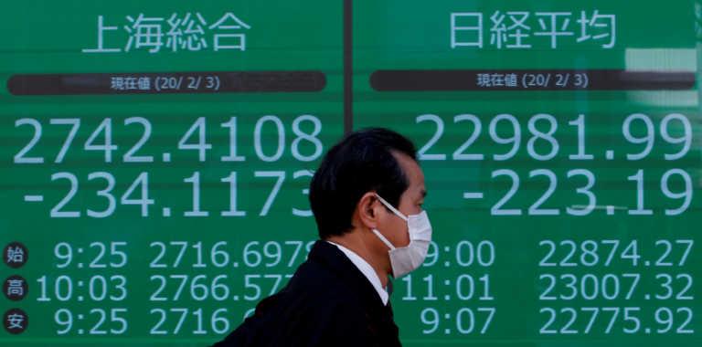 Έσπασε τα κοντέρ το χρηματιστήριο του Τόκιο! Ρεκόρ 30 χρόνων για τον Nikkei