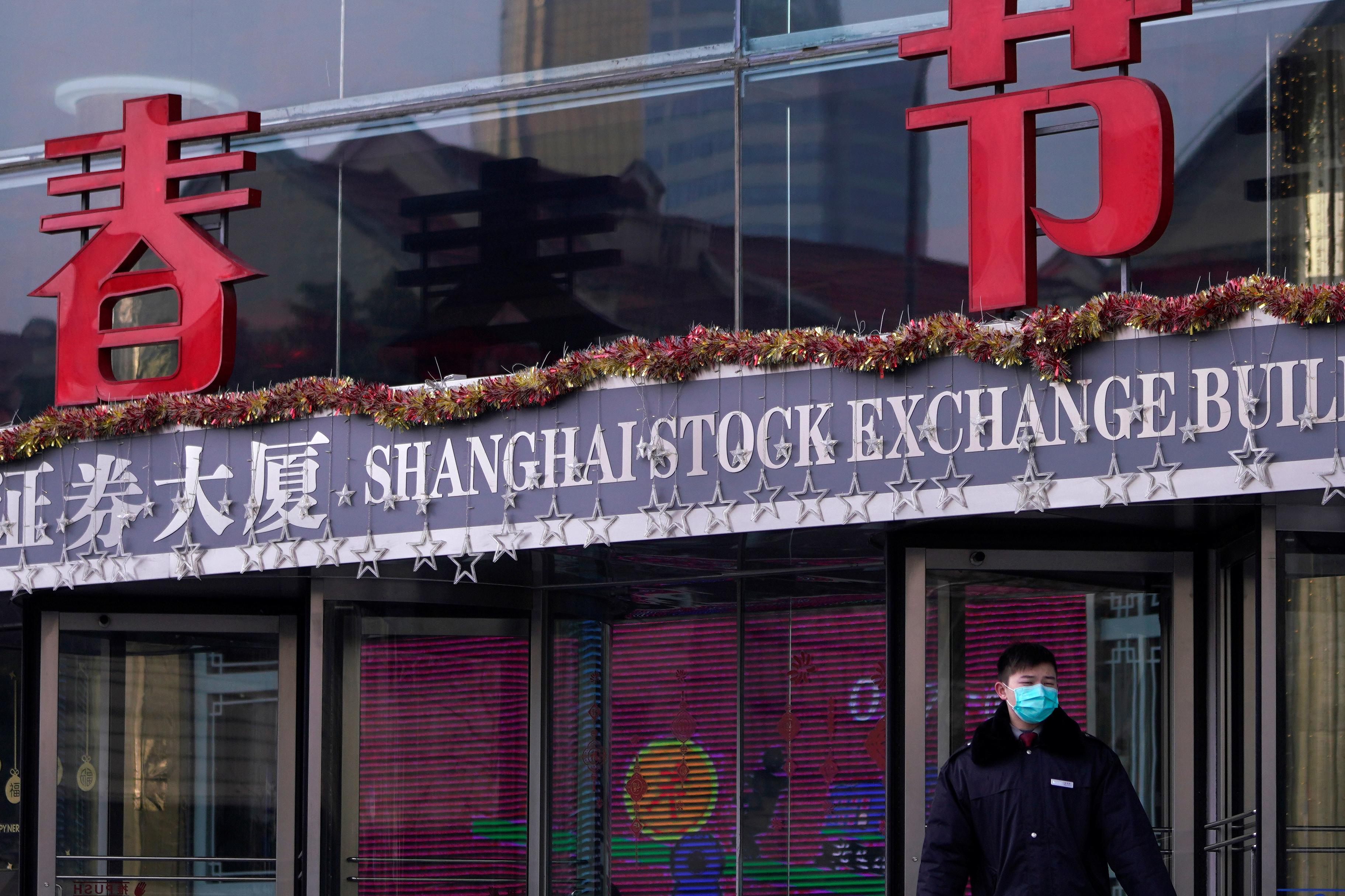 Ο κορονοϊός βλάπτει σοβαρά και τις αγορές: Ένεση ρευστότητας ετοιμάζει η Κίνα