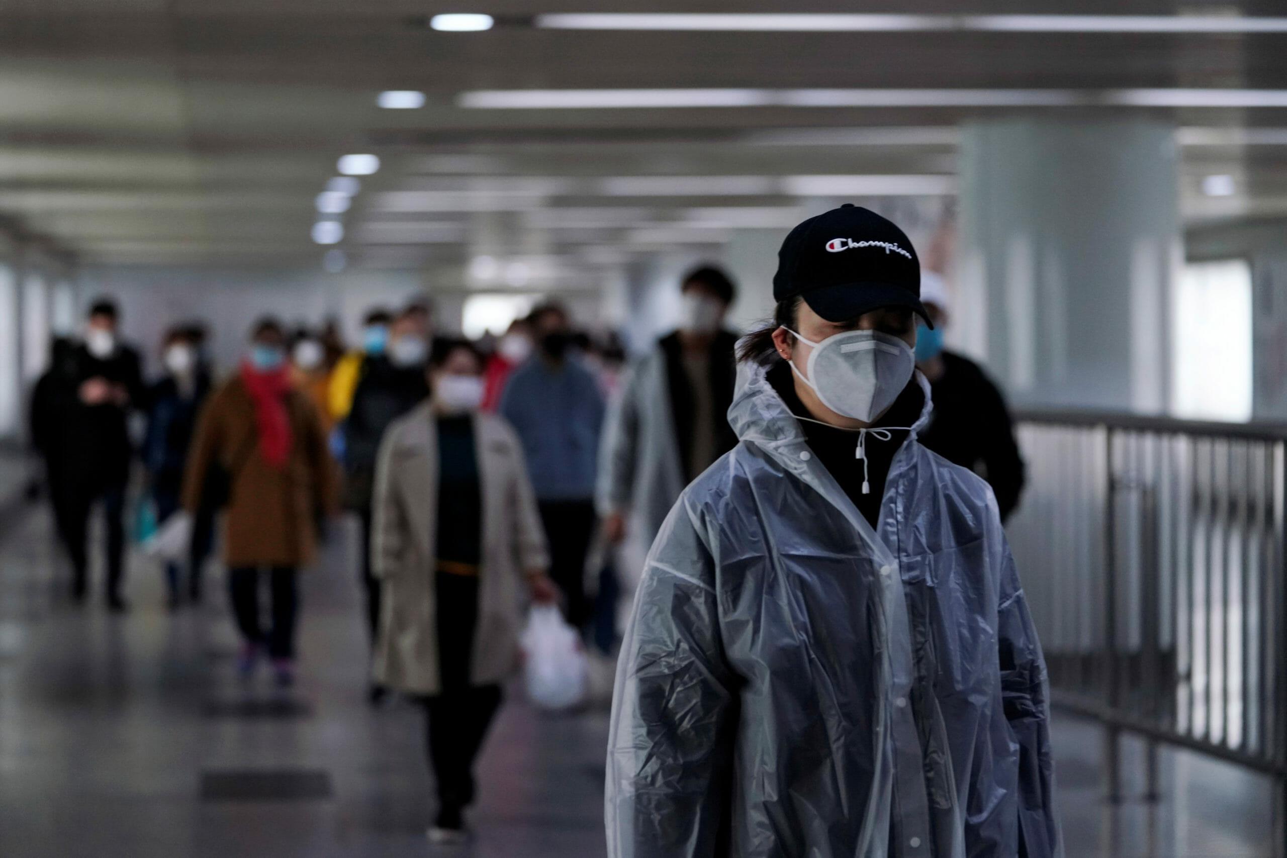 Κοροναϊός: Μεγαλώνει ο κίνδυνος εξάπλωσης σε ανθρώπους που δεν ταξίδεψαν ποτέ στην Κίνα