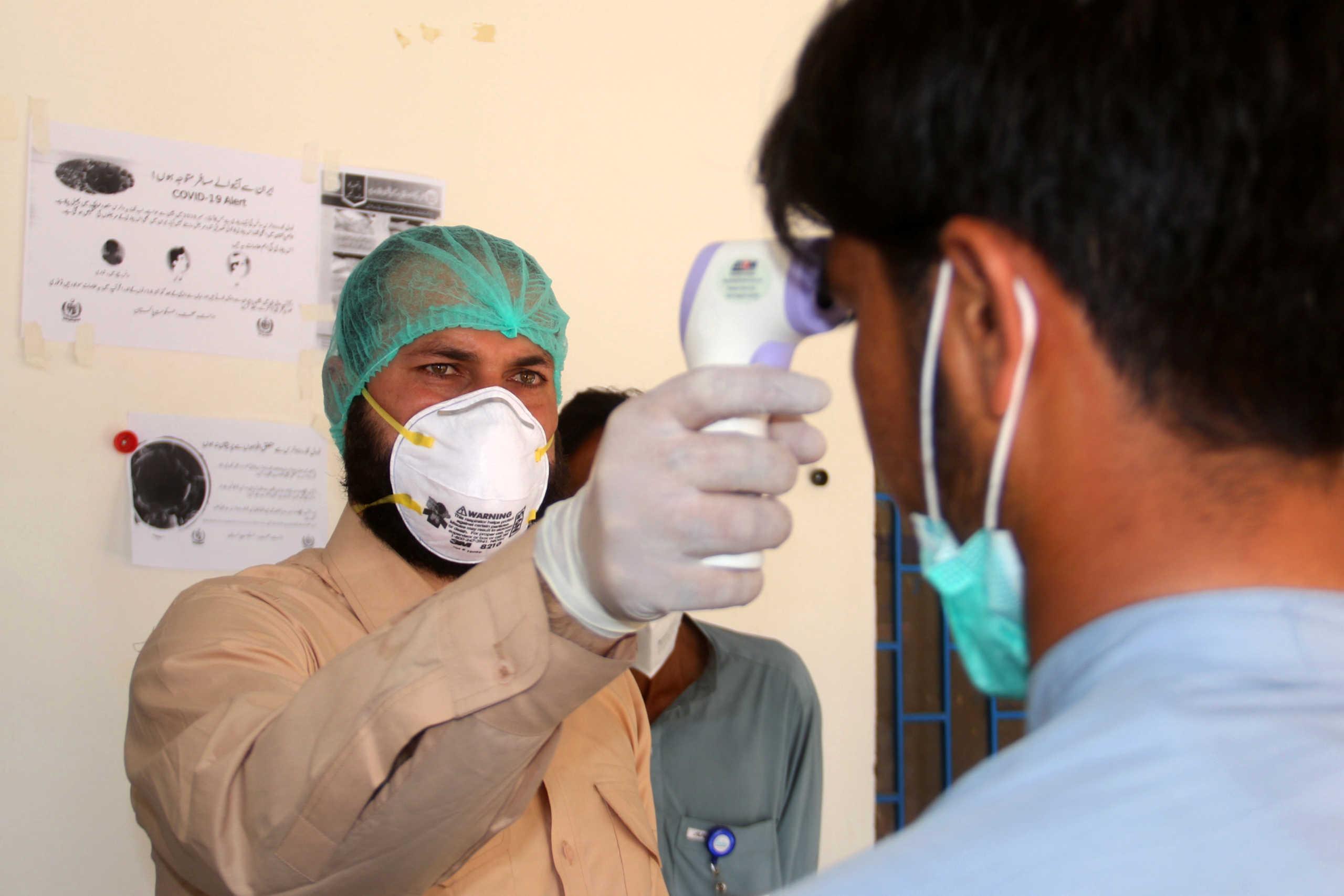 Κορονοϊός: Η πορεία του φονικού ιού το τελευταίο 24ωρο στον κόσμο