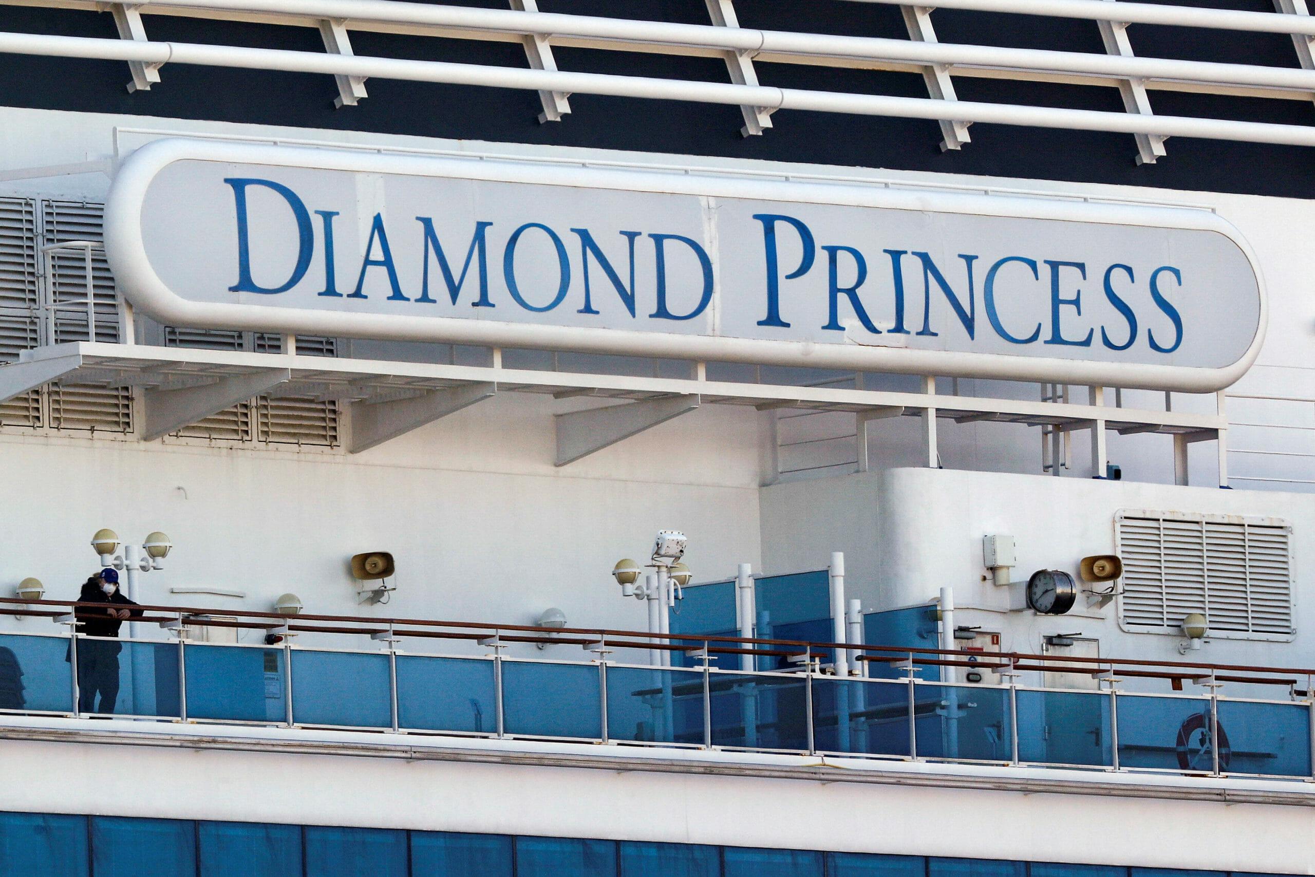 67 νέα κρούσματα κοροναϊού στο κρουαζιερόπλοιο Diamond Princess! Επιχείρηση επαναπατρισμού από τις ΗΠΑ