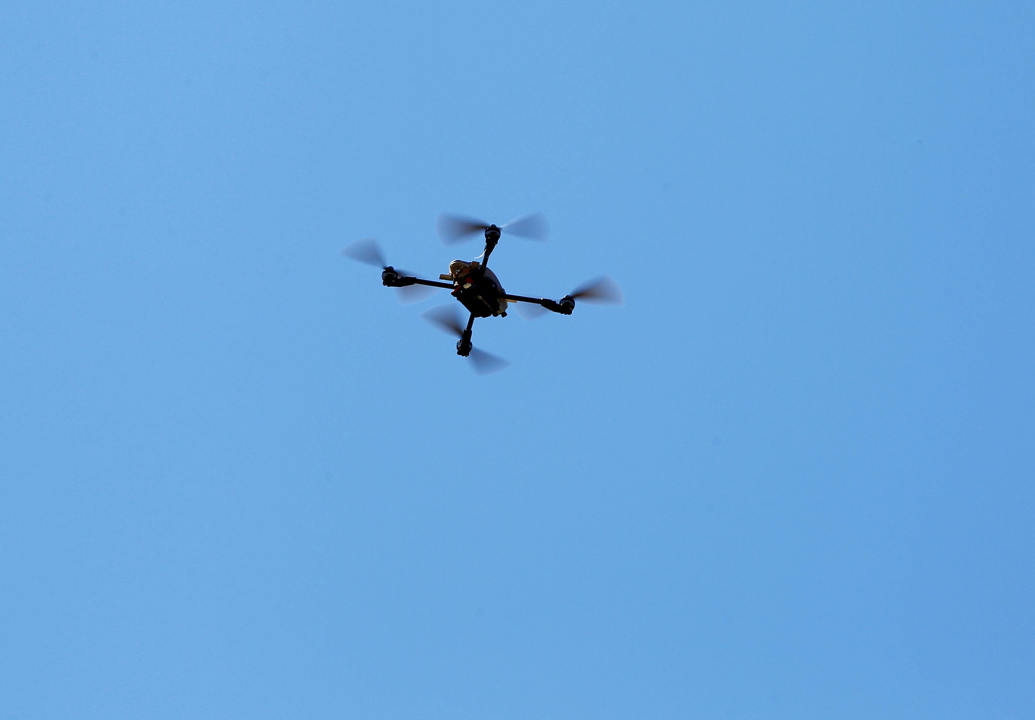Μάνα εξ ουρανού! Τρόφιμα και φάρμακα με drone σε ευπαθείς ομάδες