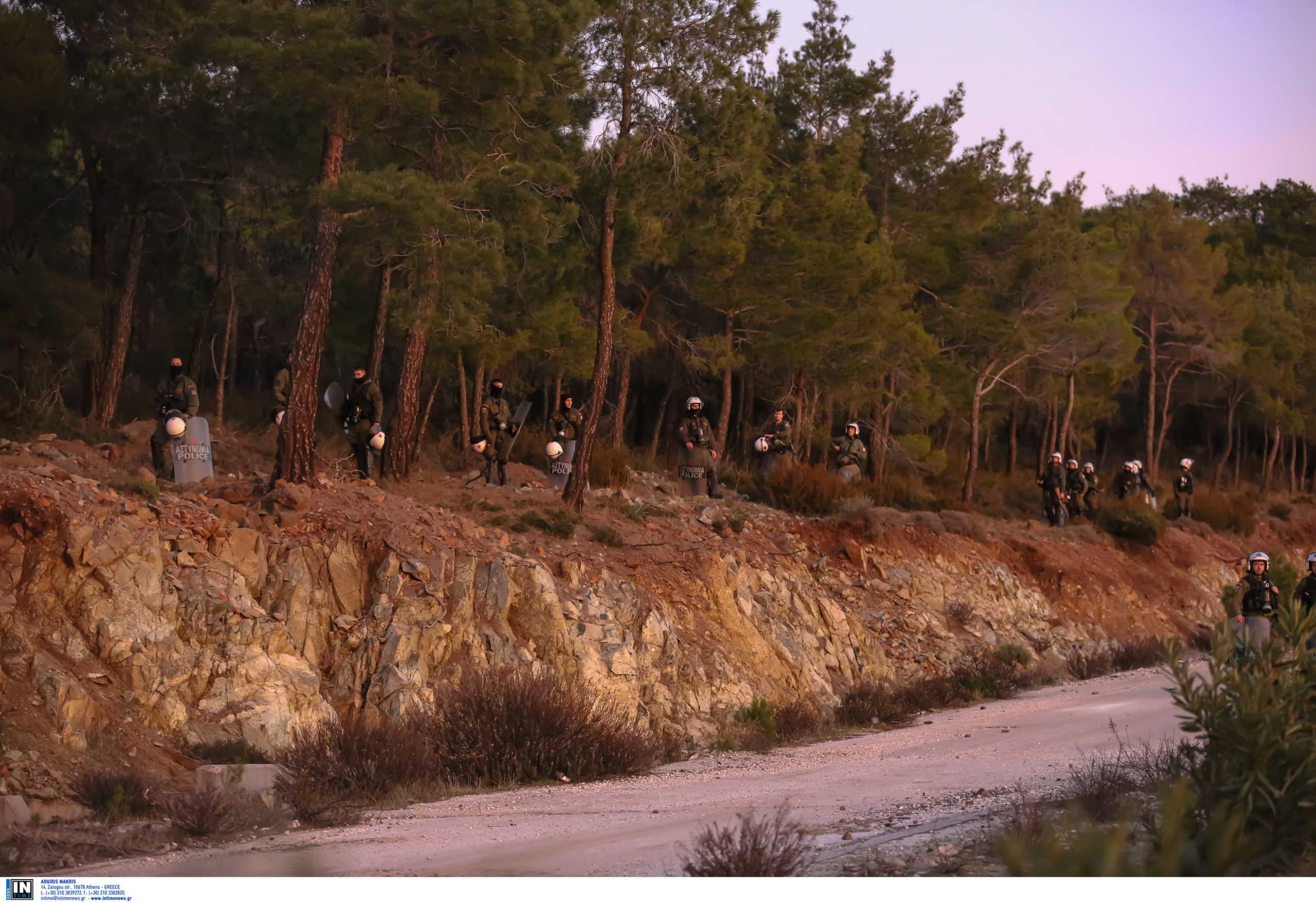 Τραυματισμοί και συλλήψεις σε Λέσβο και Χίο! Μεγάλες συγκεντρώσεις για το προσφυγικό