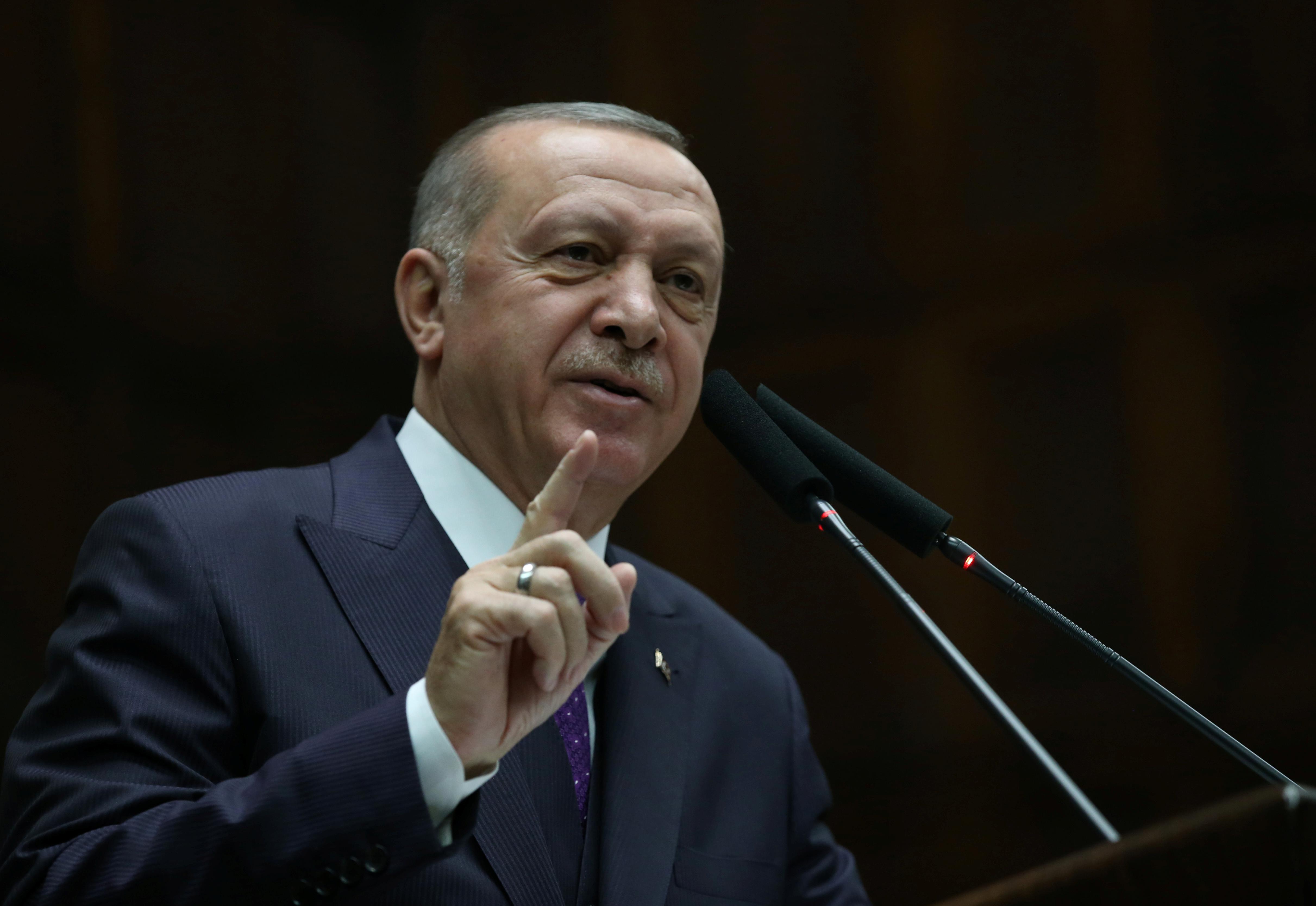 Ερντογάν για Συρία: Αν ο Άσαντ δεν αποσυρθεί, θα τον κάνουμε εμείς να αποσυρθεί