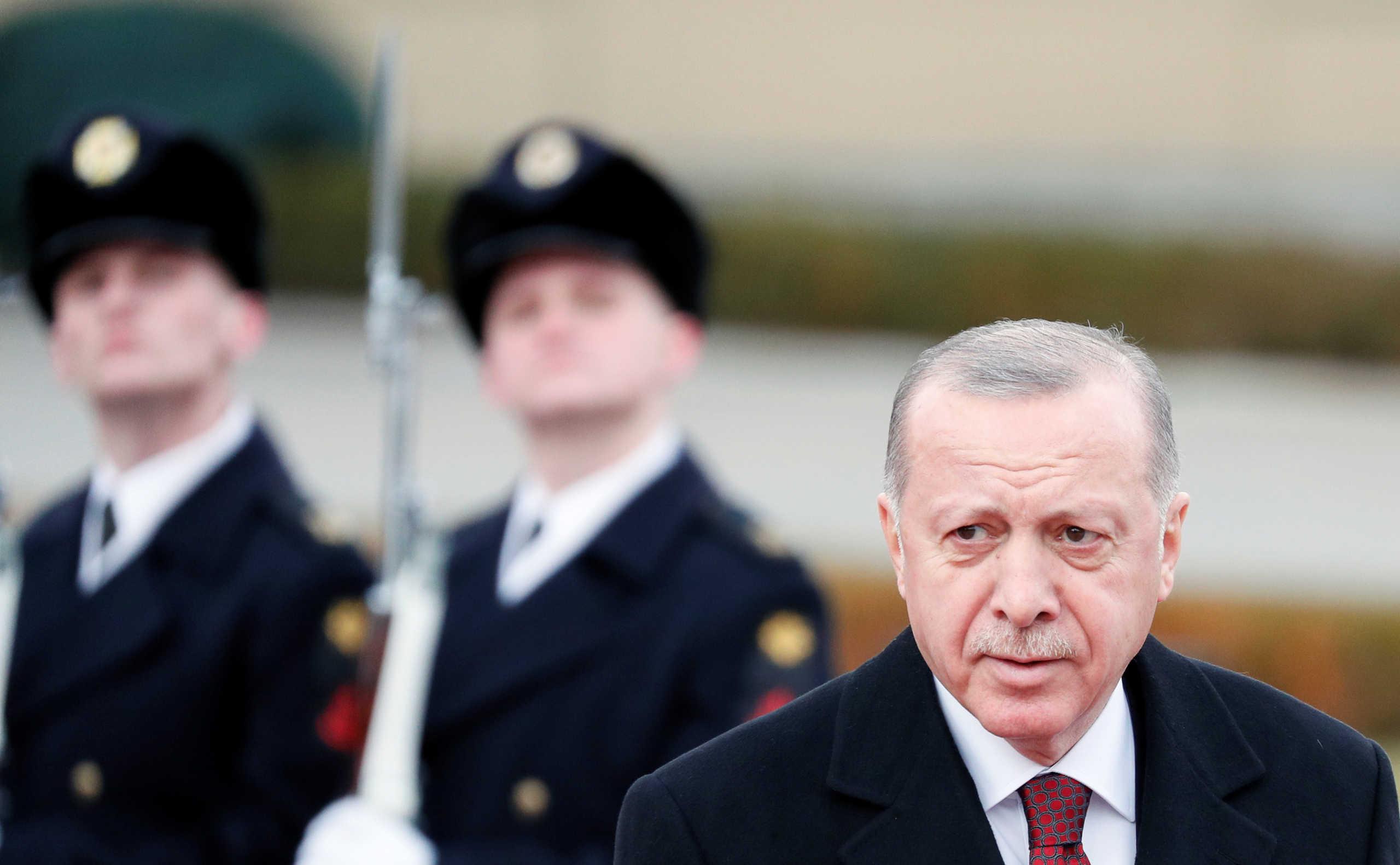 Συναγερμός στην Τουρκία! Αμερικανικό think tank «βλέπει» νέα απόπειρα πραξικοπήματος κατά του Ερντογάν