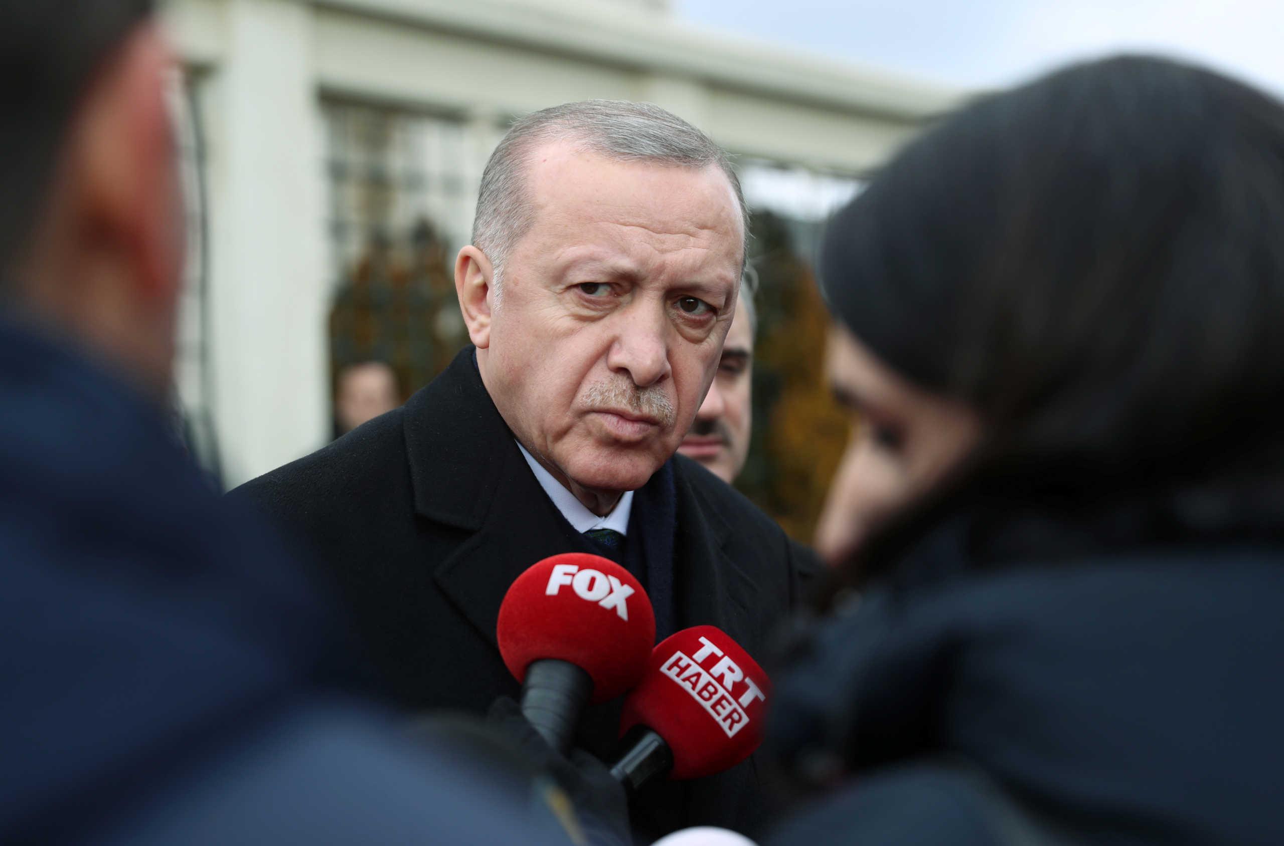Τουρκία - Ερντογάν