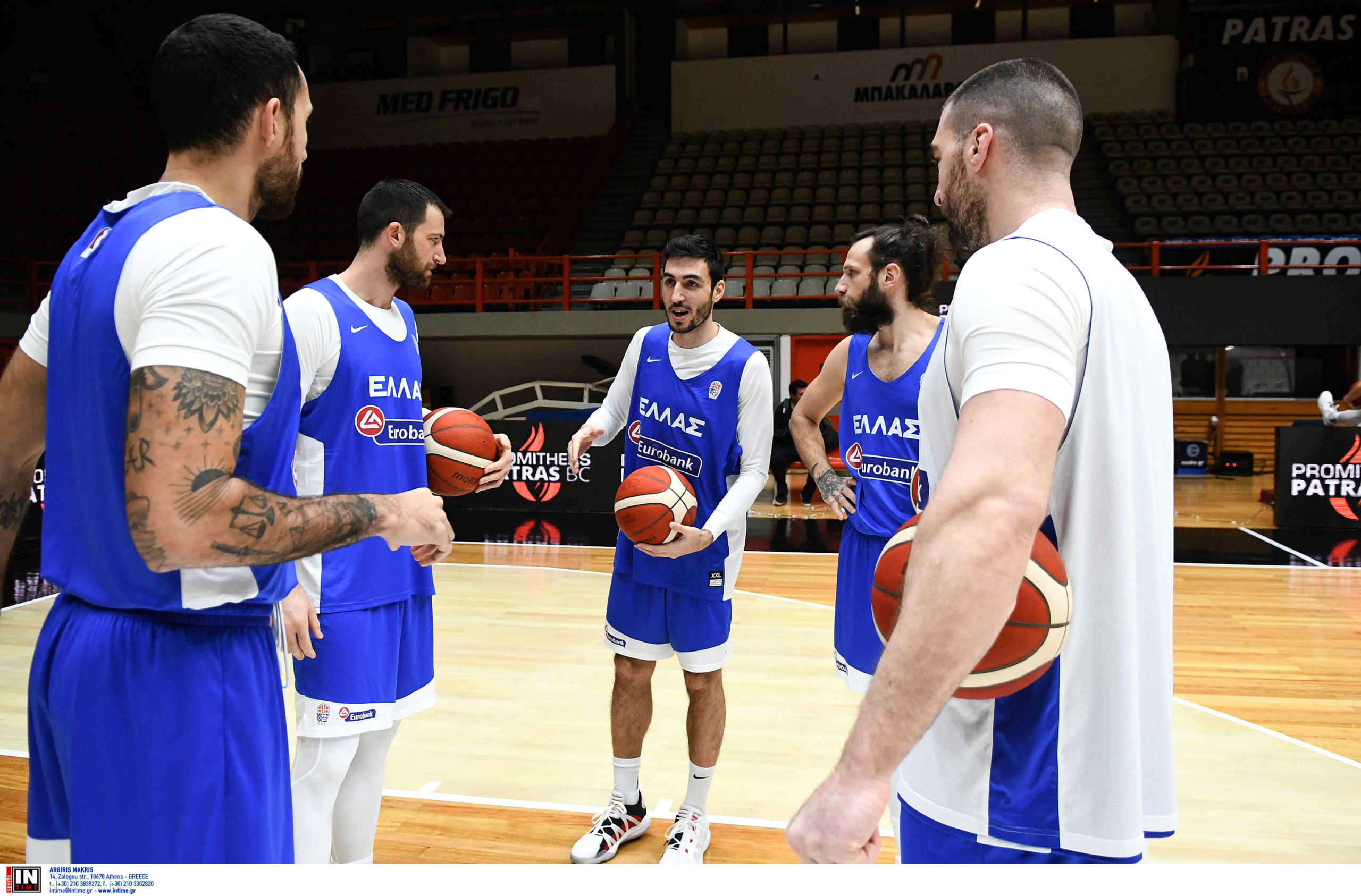 Eurobasket: Στον προκριματικό όμιλο του Σεράγεβο η εθνική ανδρών – Εντός έδρας οι γυναίκες