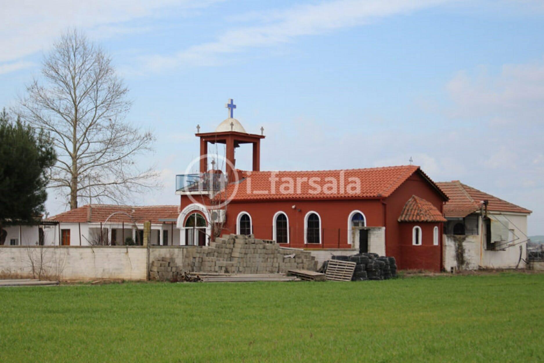 """Φάρσαλα: Ιερόσυλοι """"έγδυσαν"""" μοναστήρι αποτυγχάνοντας να κλέψουν και την καμπάνα!i"""