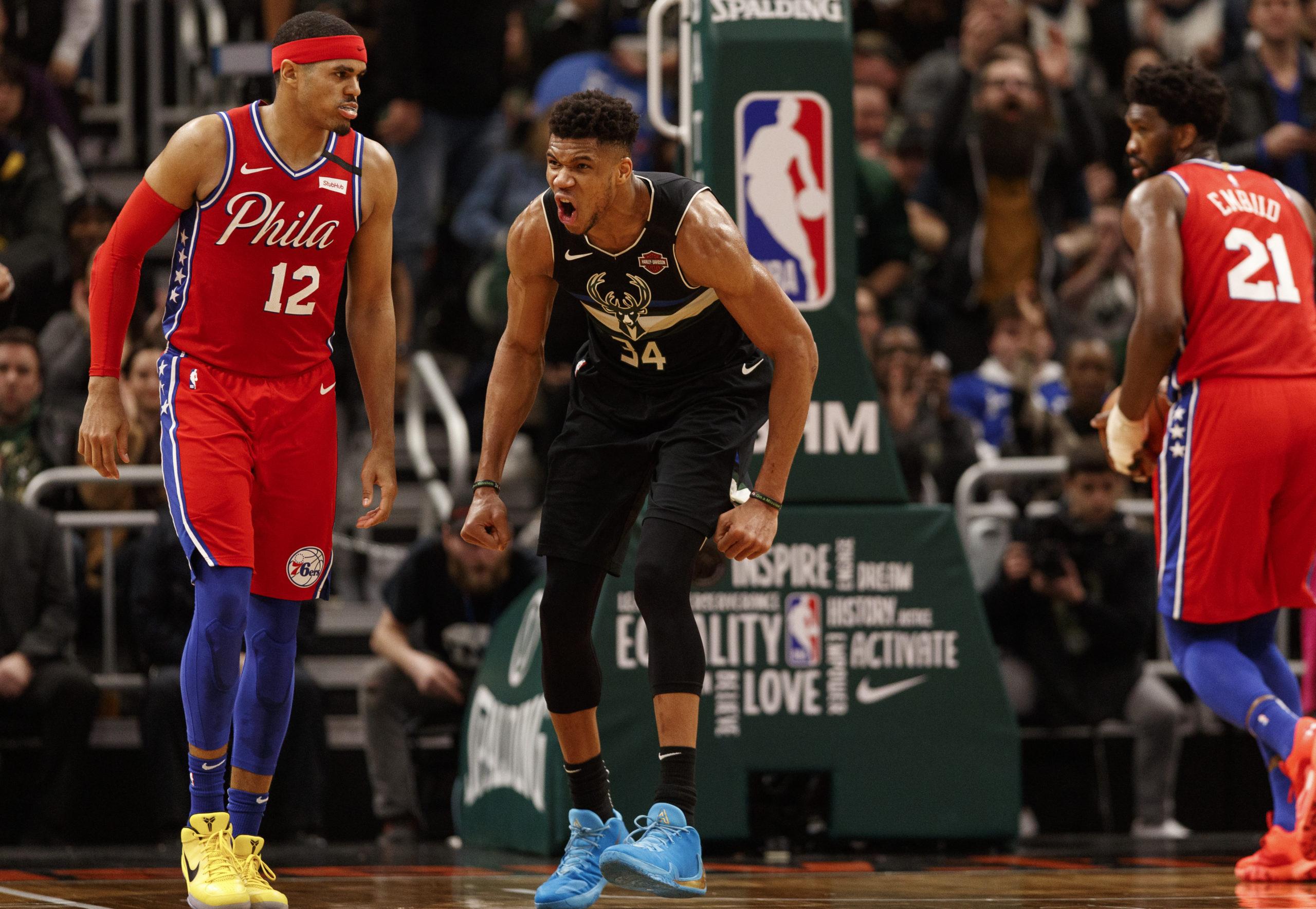"ESPN: ""Σαρώνει"" με 80% ο Αντετοκούνμπο στην ""κούρσα"" για τον MVP!"