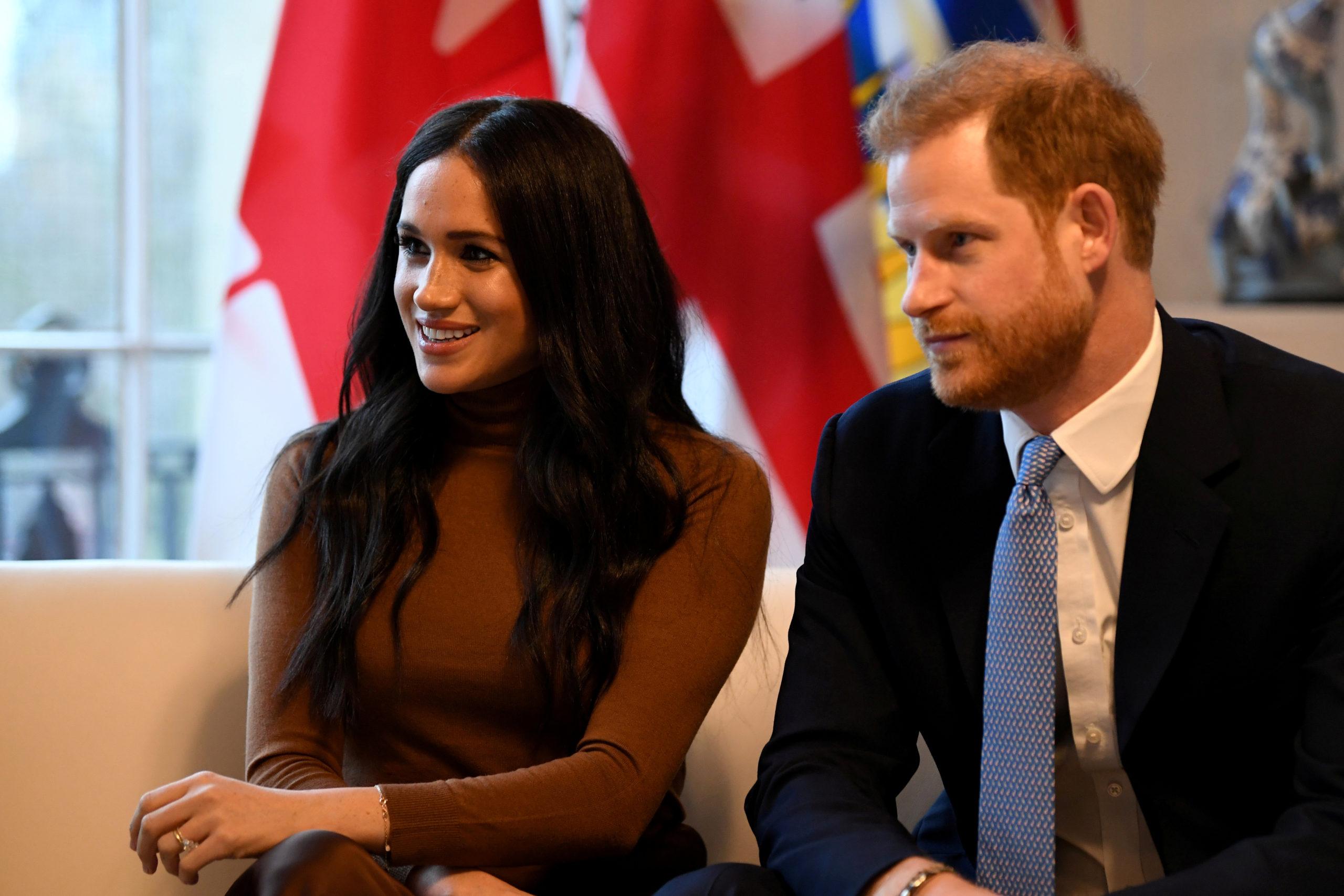 """Απεταξάμην τελικά το """"Sussex Royal""""! Έκαναν πίσω Χάρι και Μέγκαν"""